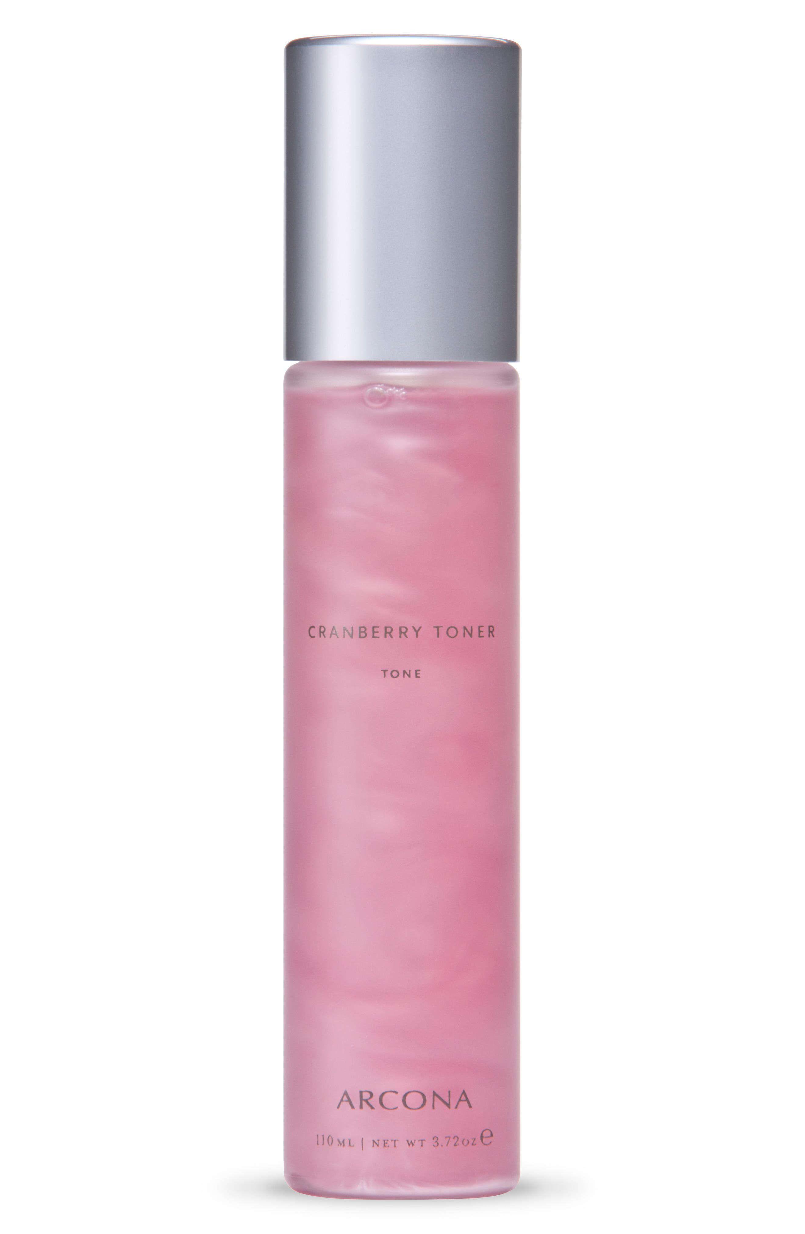 ARCONA, Cranberry Toner, Main thumbnail 1, color, NO COLOR