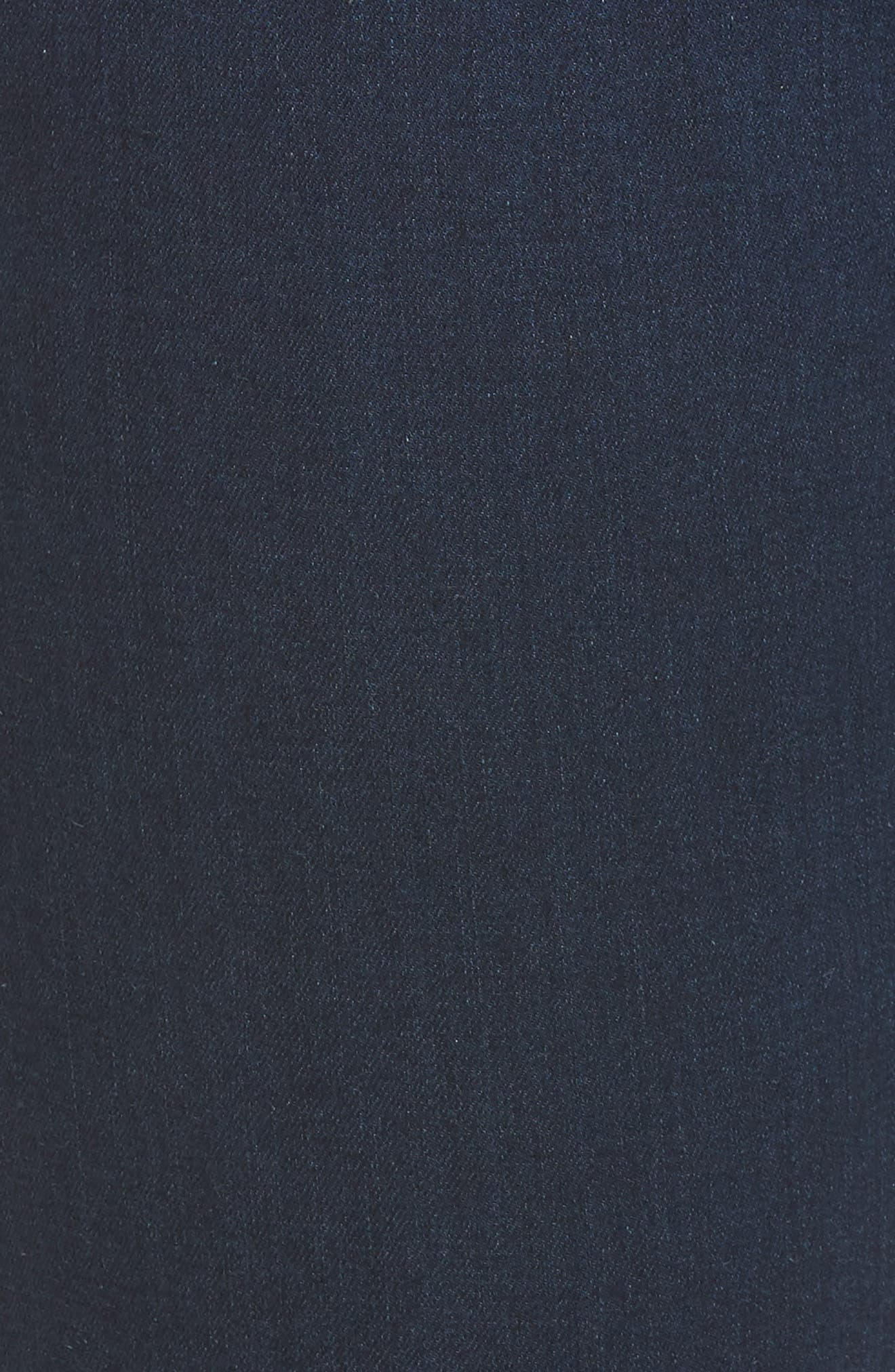 JAG JEANS, Paley Pull-On Bootcut Jeans, Alternate thumbnail 6, color, MED INDIGO