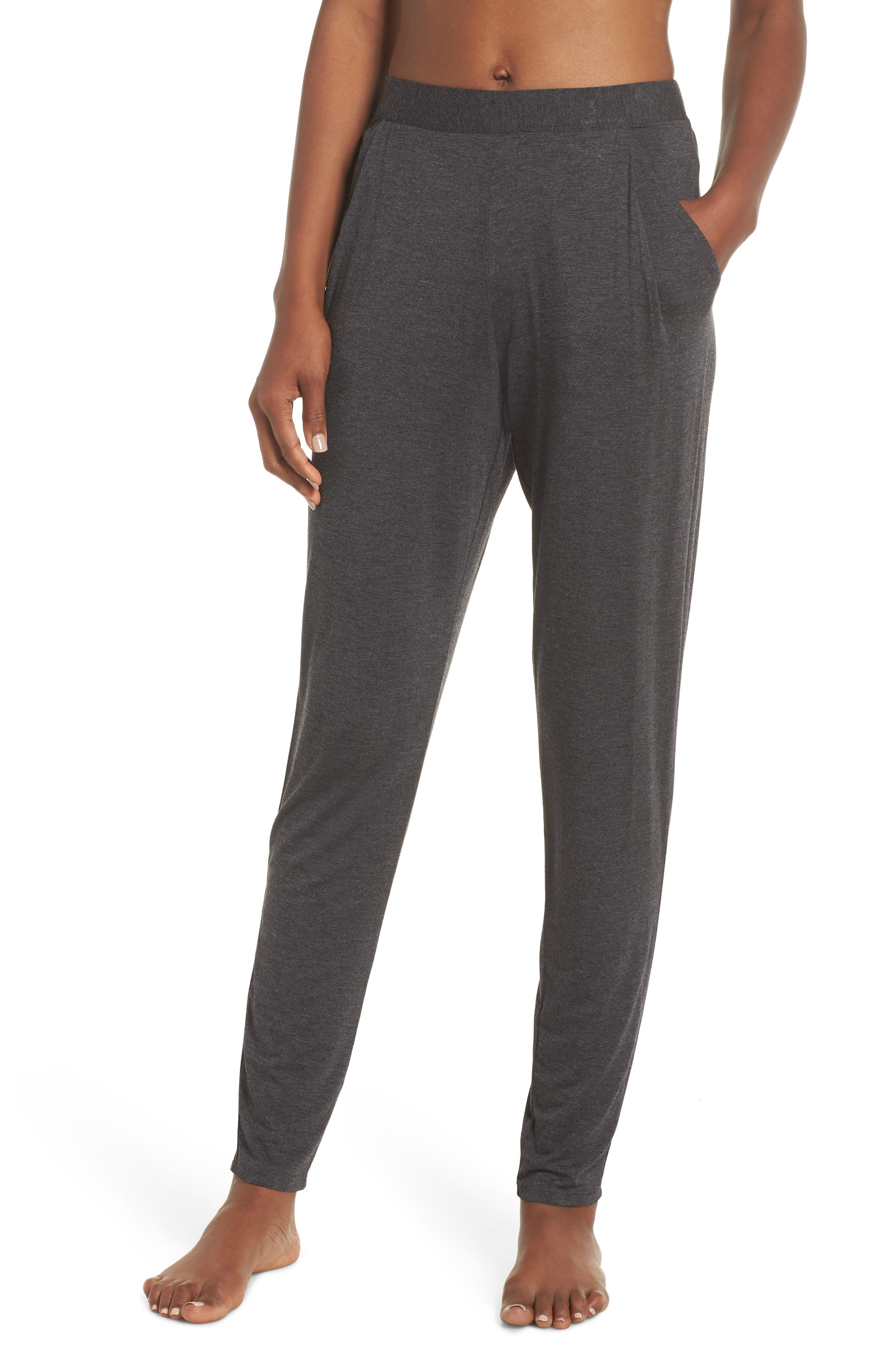 NATORI Lounge Pants, Main, color, ANTHRACITE