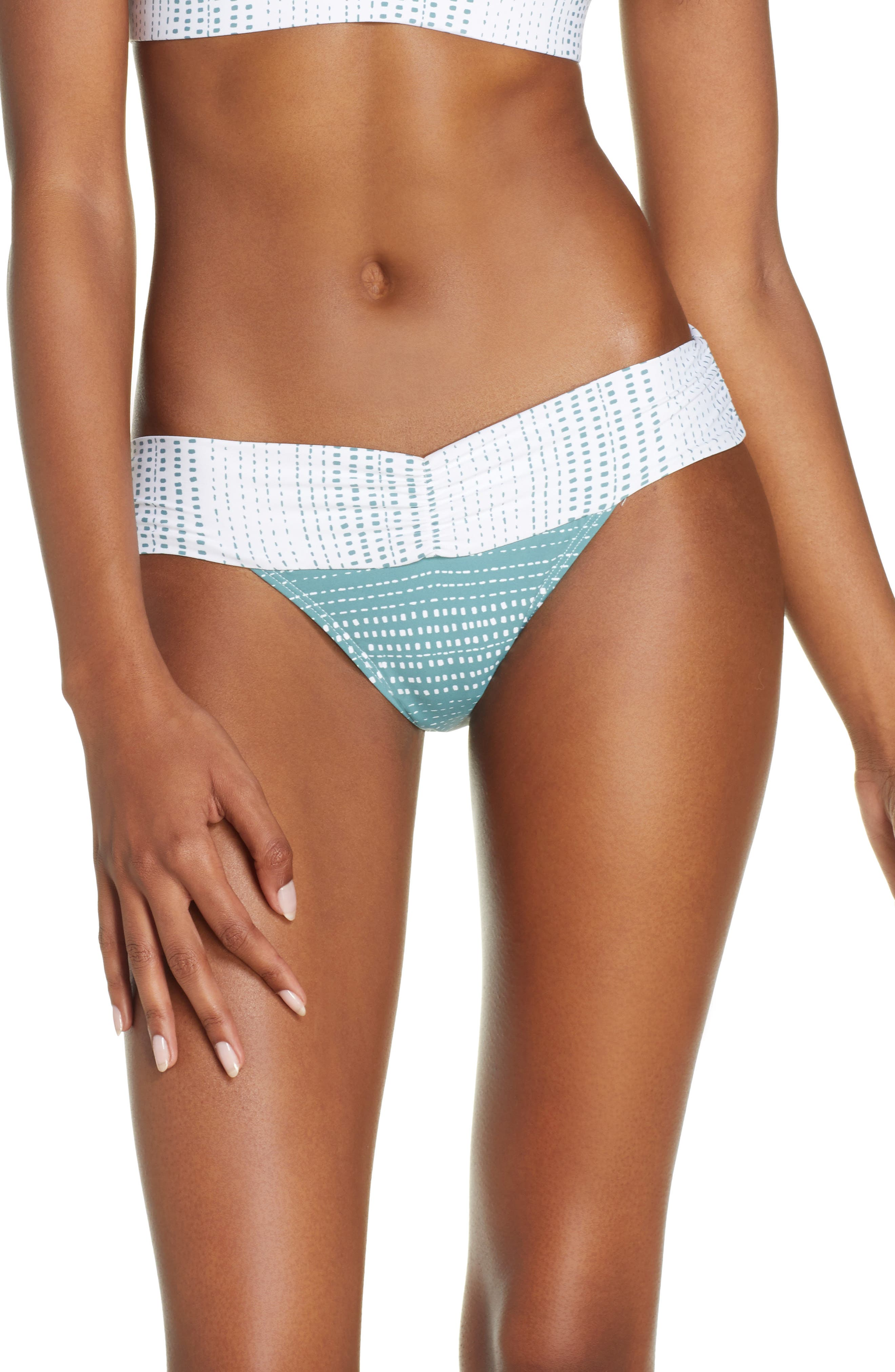 DOLCE VITA Mojave Swim Bottoms, Main, color, AGAVE