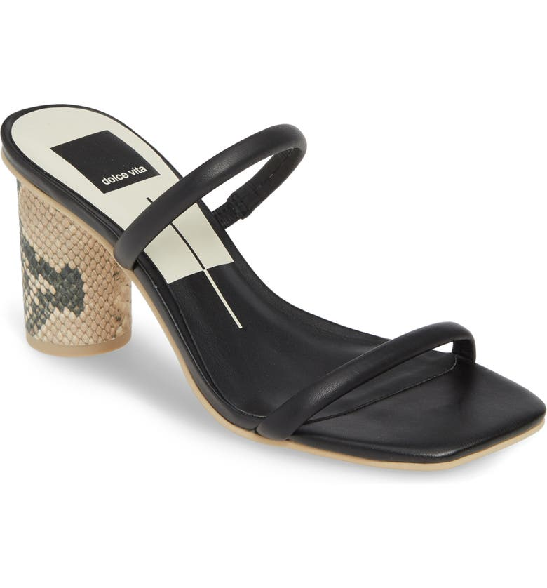 Dolce Vita Sandals NOLES CITY SLIDE SANDAL