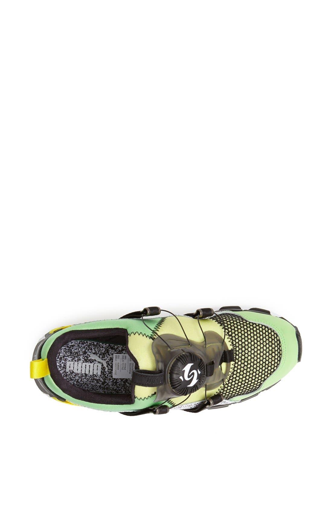 PUMA, 'Disc - Solange' Sneaker, Alternate thumbnail 3, color, 020