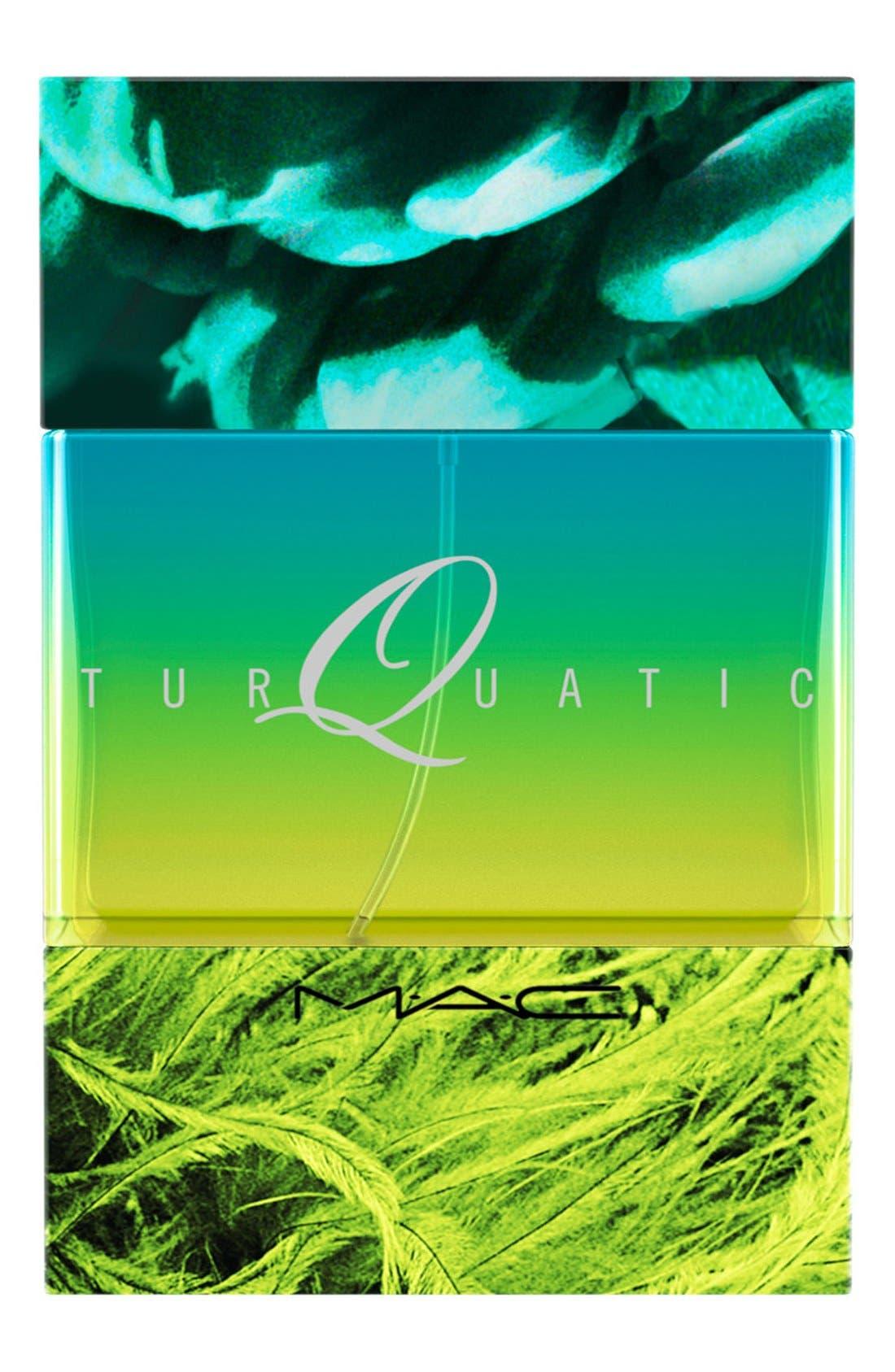 MAC COSMETICS, MAC Turquatic Fragrance, Main thumbnail 1, color, NO COLOR
