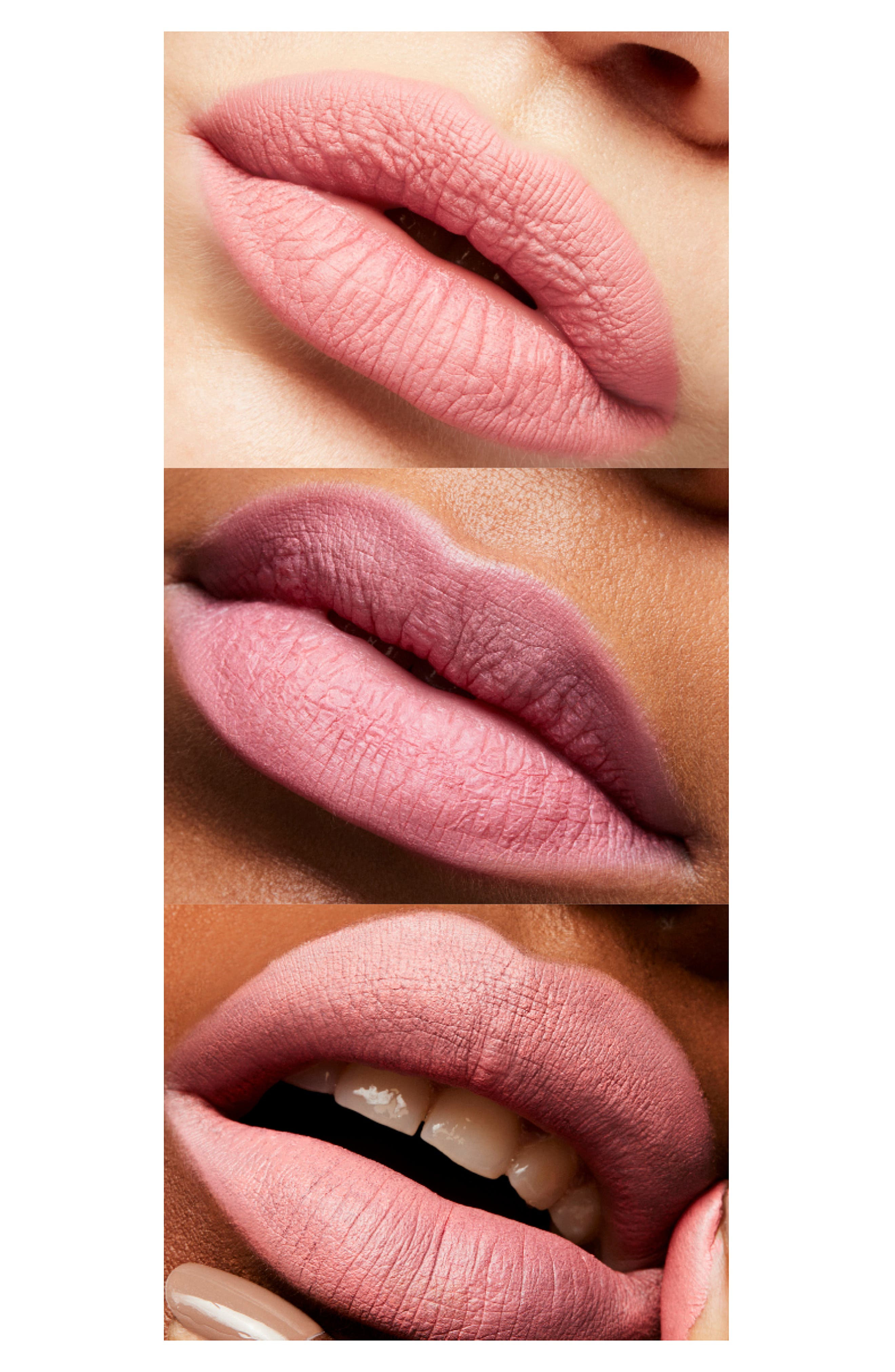 MAC COSMETICS, MAC Boom, Boom, Bloom Lipstick, Alternate thumbnail 2, color, HI-FRUCTEASE (M)