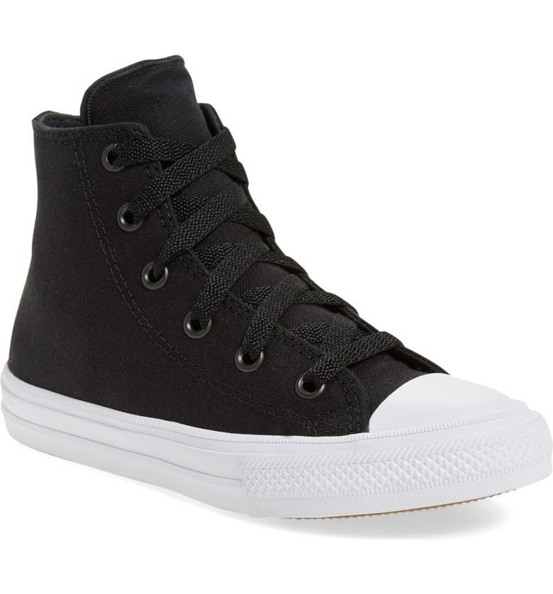 d4d64ac0cc96 Converse Chuck Taylor® All Star®  Chuck II  High Top Sneaker (Big ...
