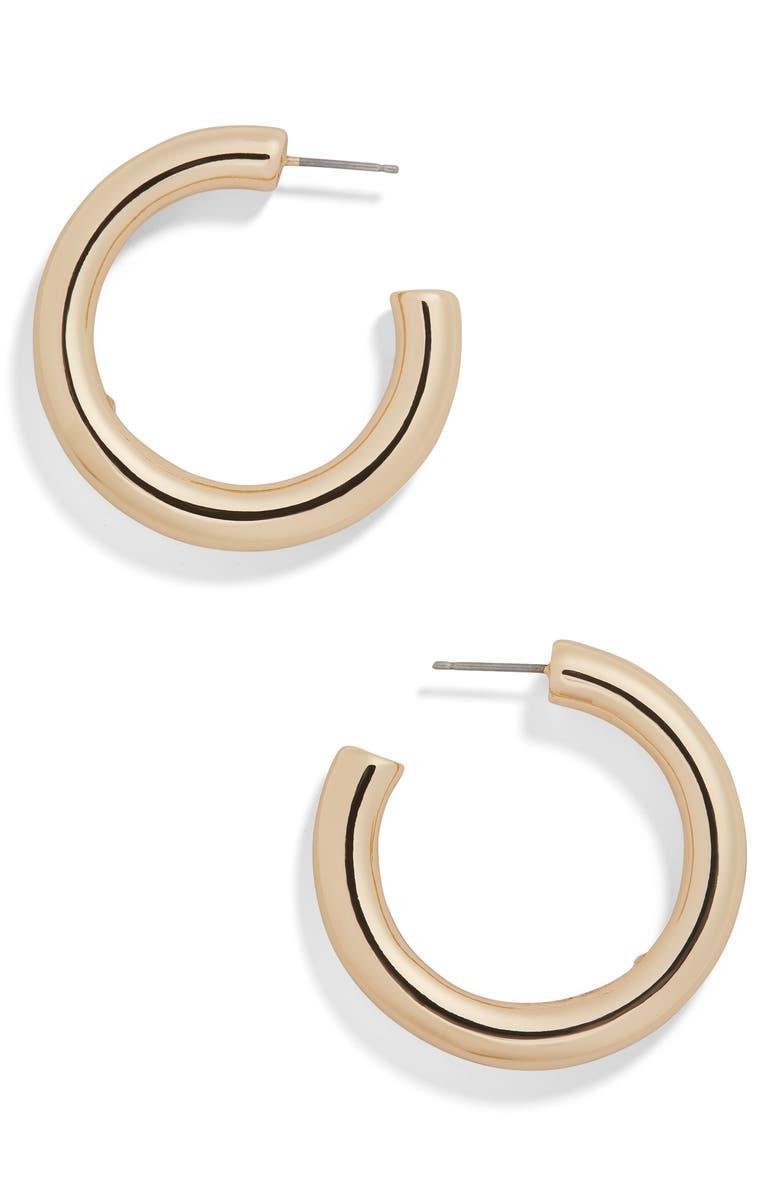 Baublebar Accessories CHRISSEY HOOP EARRINGS