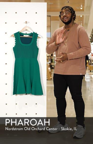 Adi Ribbed Knit Dress, sales video thumbnail