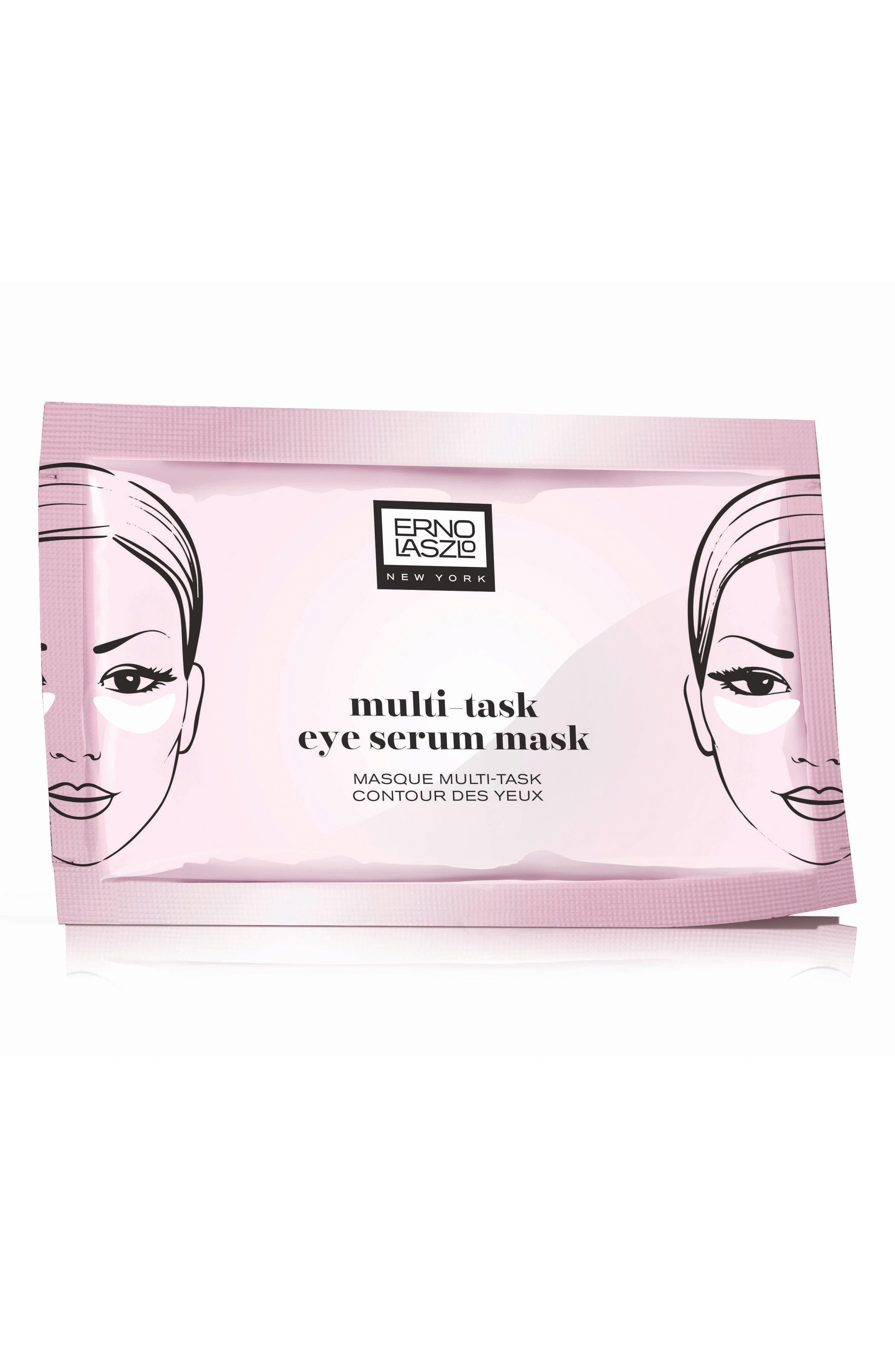 ERNO LASZLO Multi-Task Eye Serum Mask, Main, color, NO COLOR