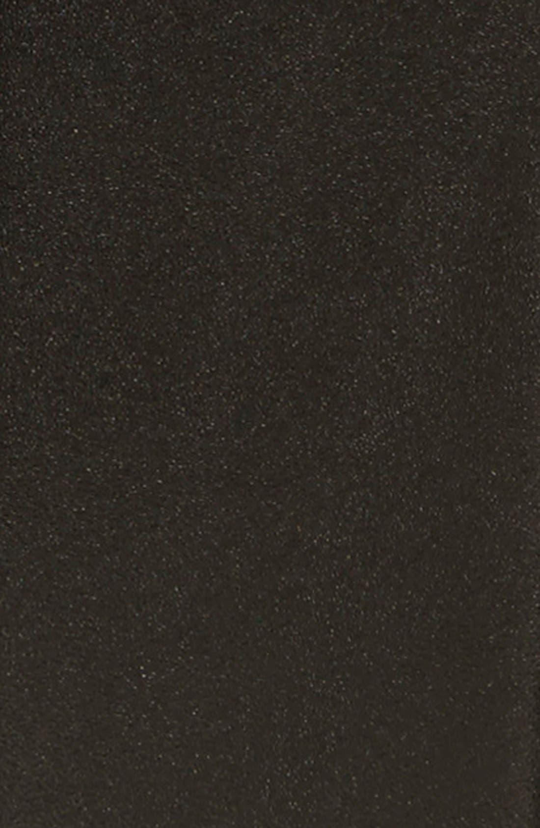BOSS, 'Barney' Leather Belt, Alternate thumbnail 2, color, BLACK