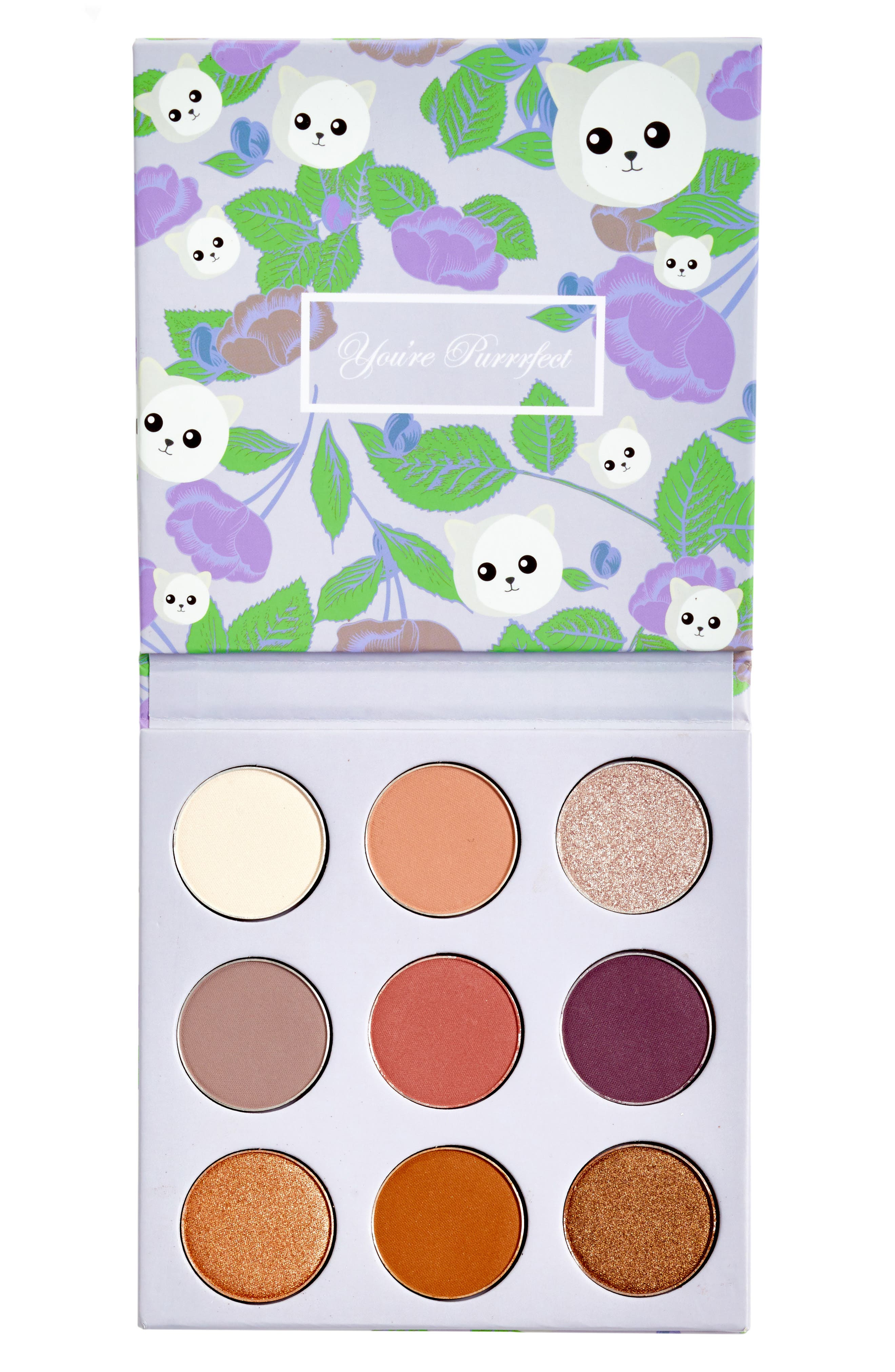WINKY LUX Cashmere Kitten Palette, Main, color, 000