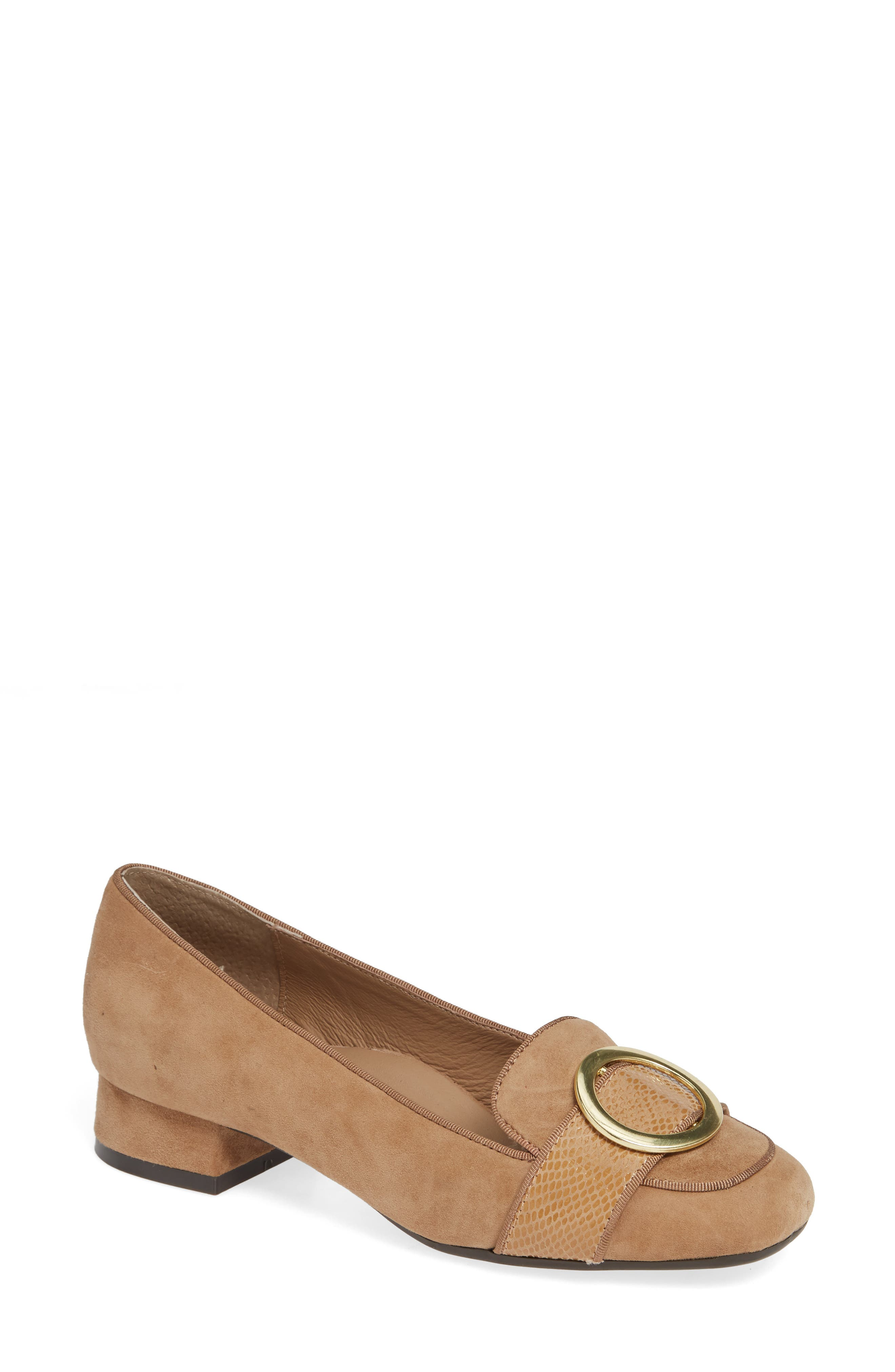 Bettye Muller Concepts Garbo Loafer, Brown