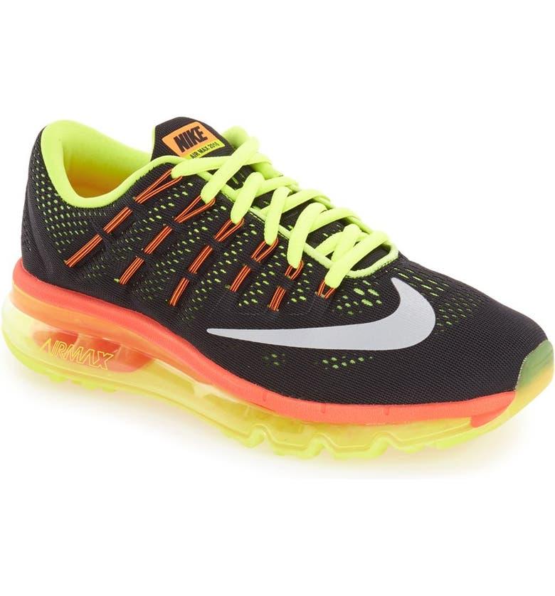 c37e88ad3c Nike 'Air Max 16' Running Shoe (Big Kid)   Nordstrom