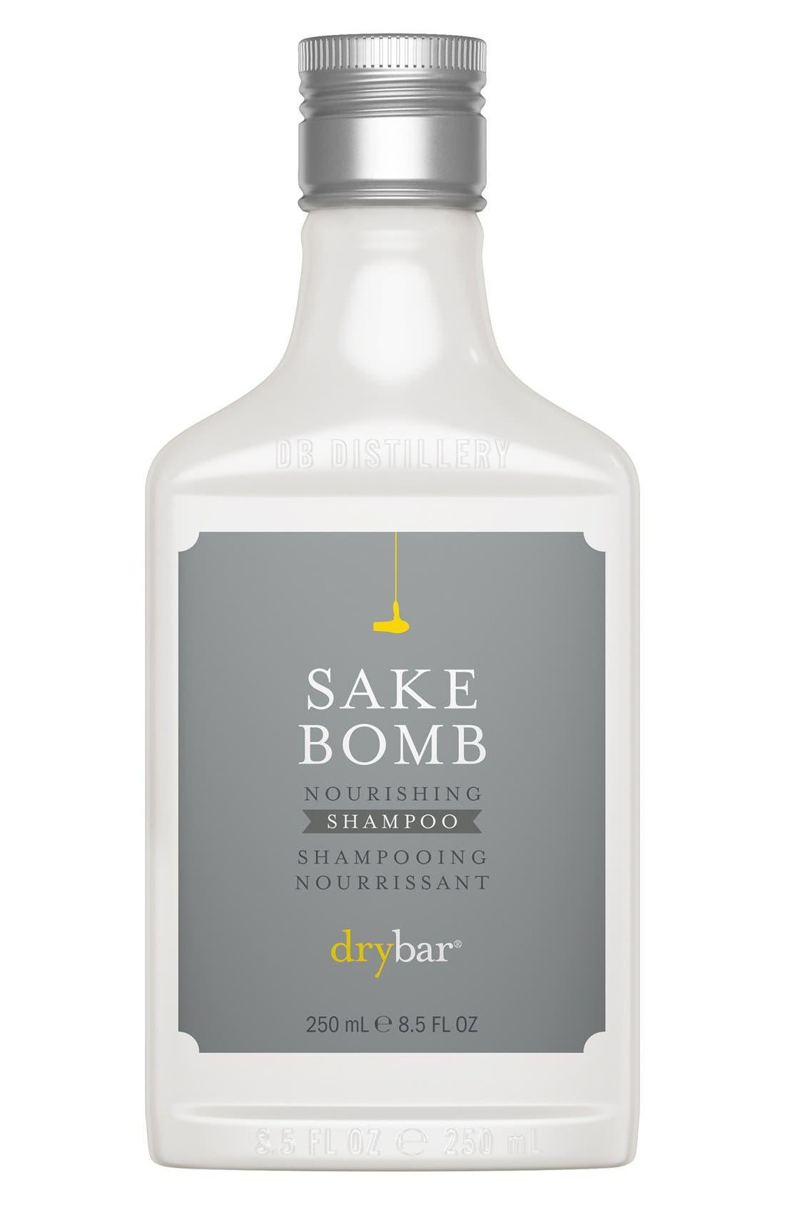 DRYBAR Sake Bomb Nourishing Shampoo, Main, color, NO COLOR