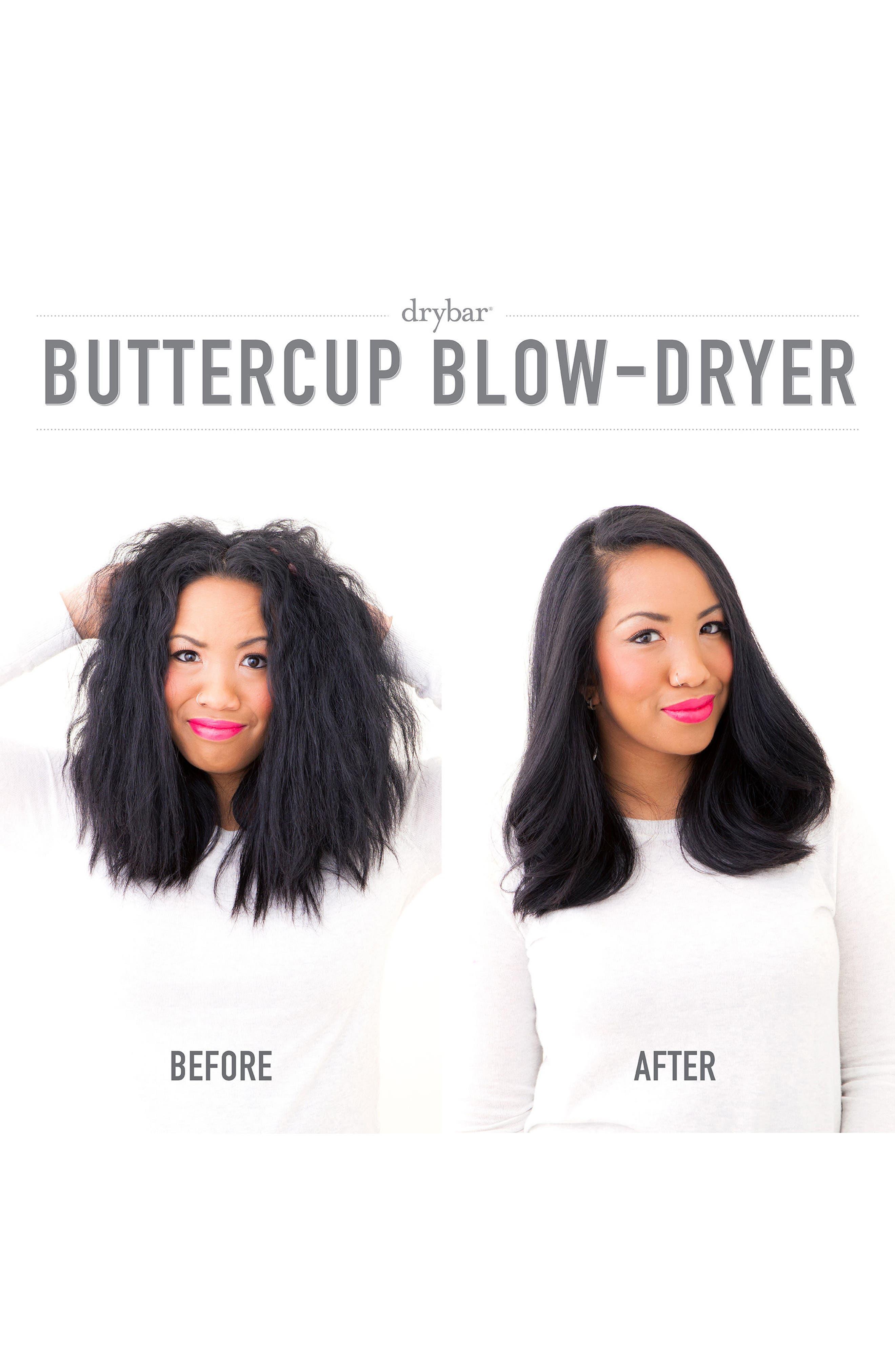 DRYBAR, Buttercup Blow Dryer, Alternate thumbnail 3, color, NO COLOR