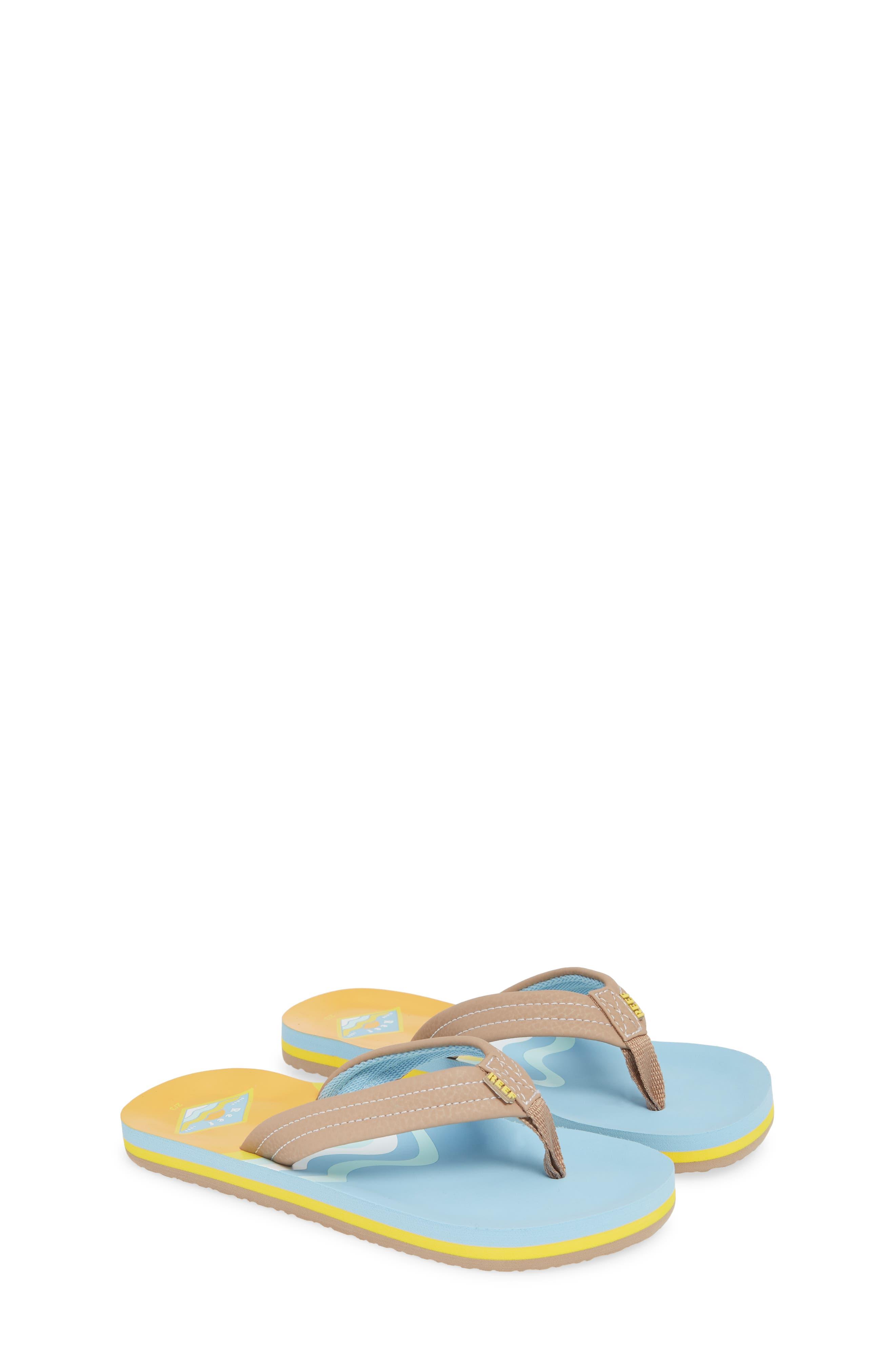 REEF, Ahi Flip Flop, Alternate thumbnail 2, color, OCEAN SAND