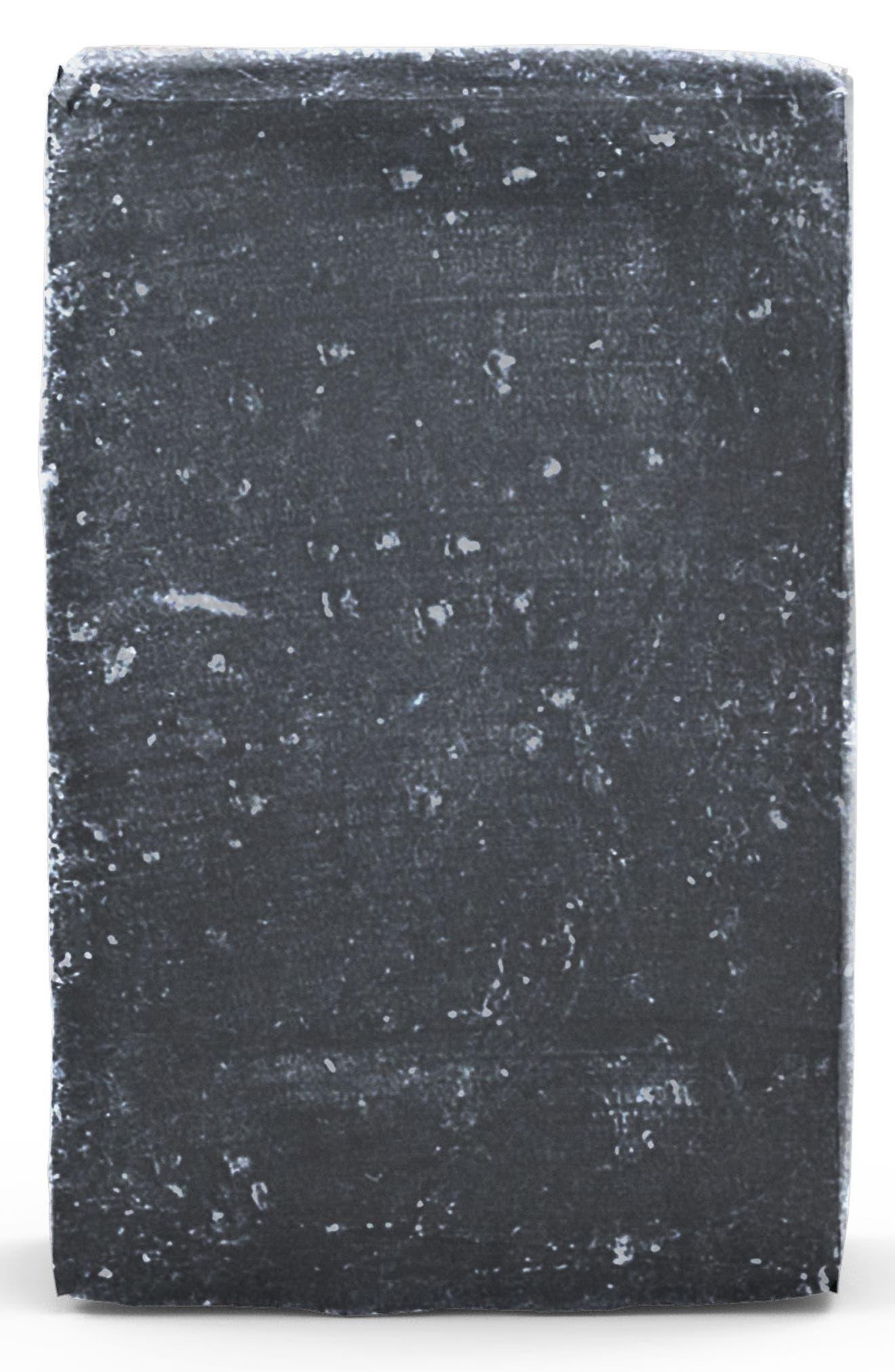 MURDOCK LONDON, Charcoal Body Soap, Alternate thumbnail 2, color, NO COLOR