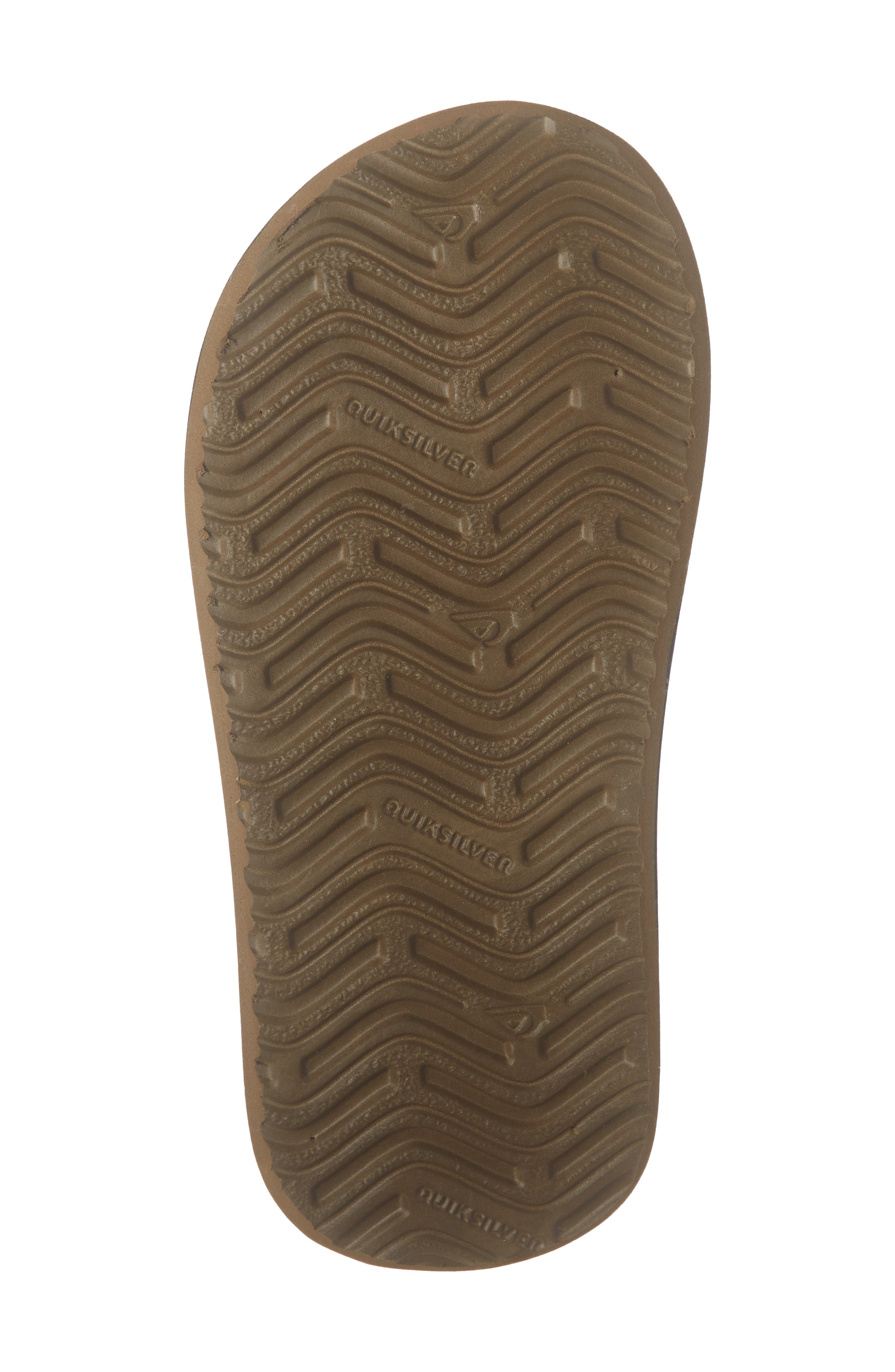 QUIKSILVER, Monkey Wrench Flip Flop, Alternate thumbnail 6, color, TAN
