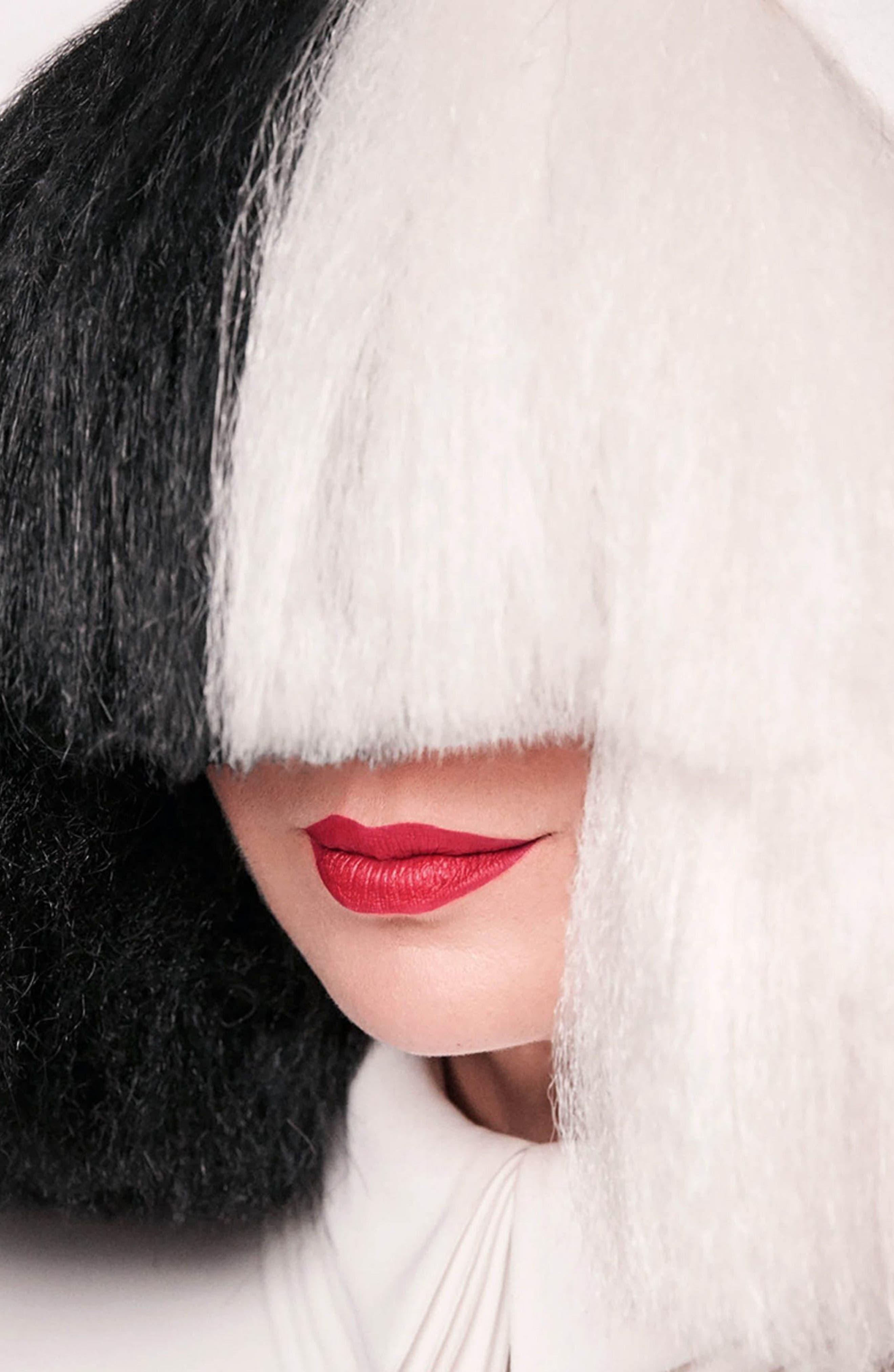 MAC COSMETICS, MAC Viva Glam Sia Lipstick, Alternate thumbnail 6, color, VIVA GLAM SIA