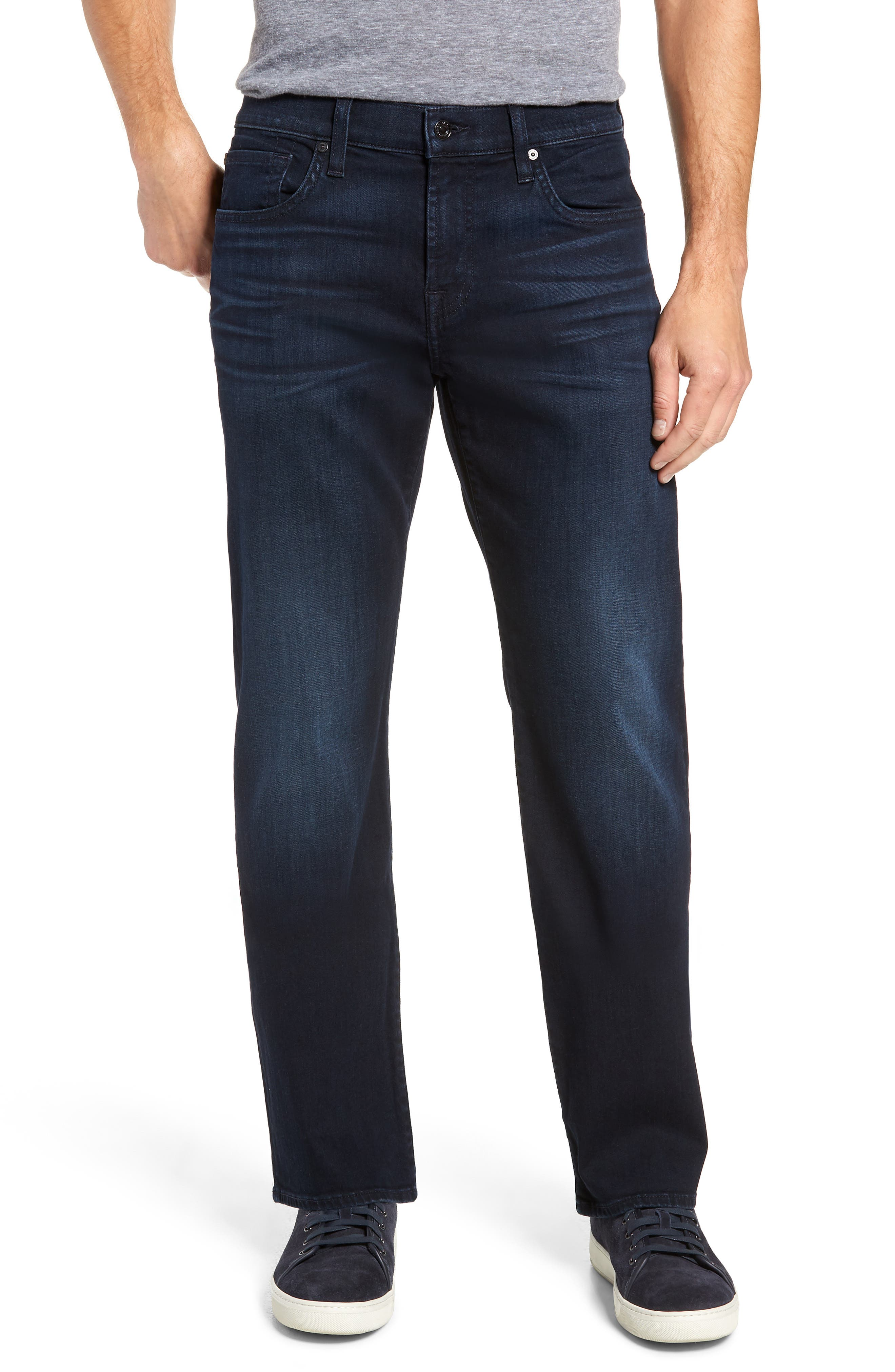 7 FOR ALL MANKIND<SUP>®</SUP> Austyn Relaxed Fit Jeans, Main, color, ASOTIN-ASOT
