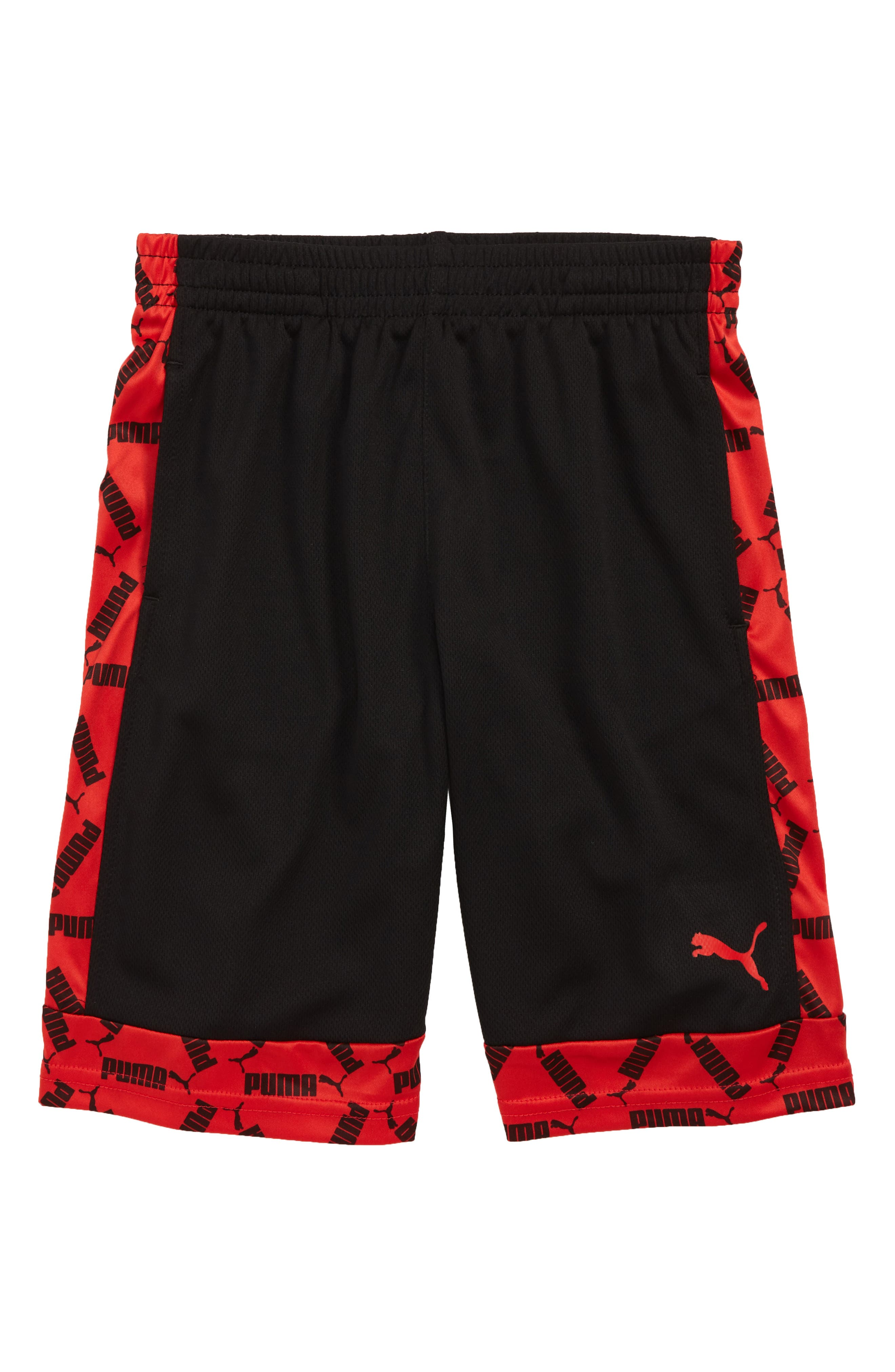 Boys Puma Interlock Performance Shorts