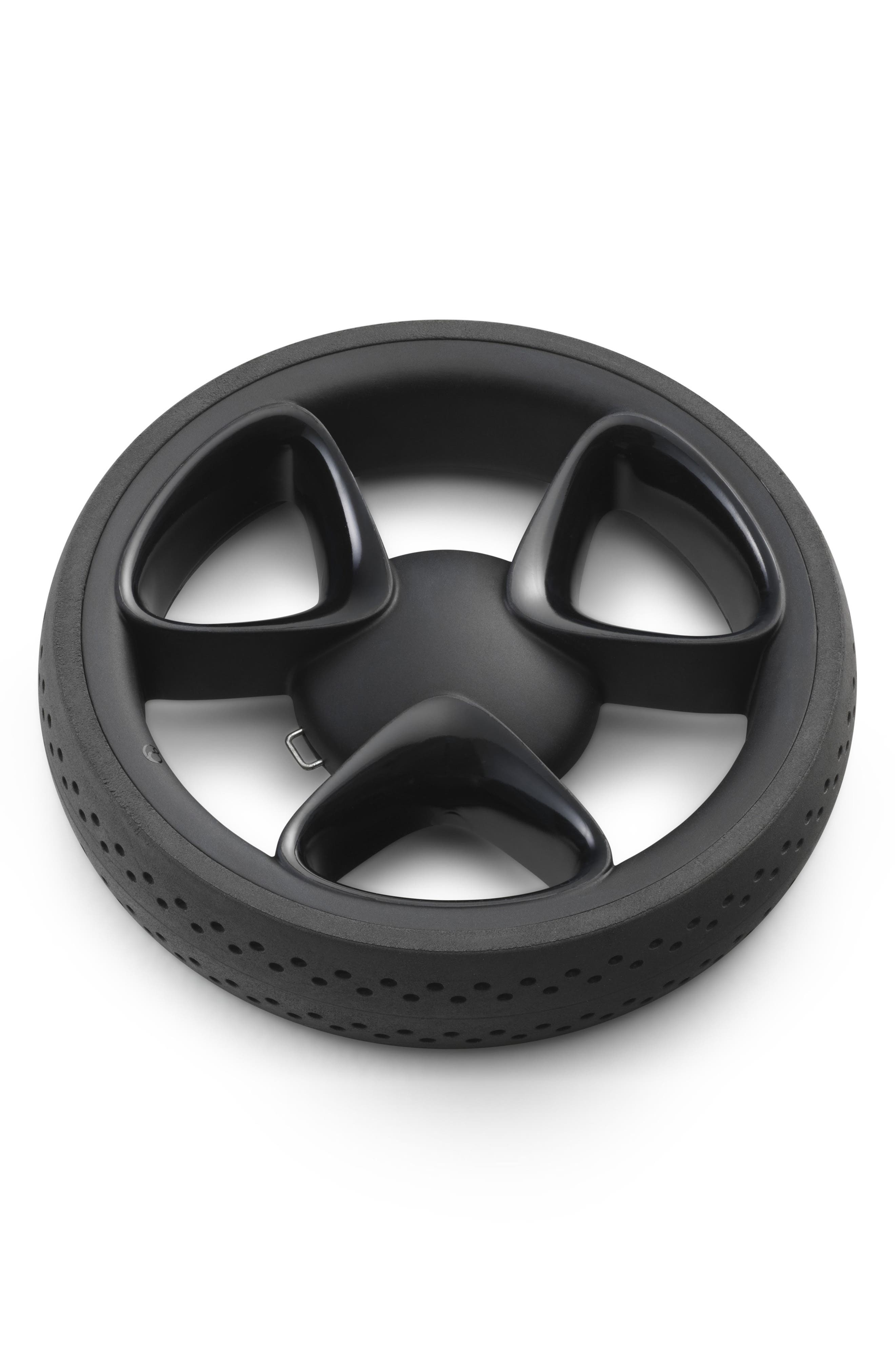 STOKKE, Xplory<sup>®</sup> Wheels, Alternate thumbnail 4, color, BLACK