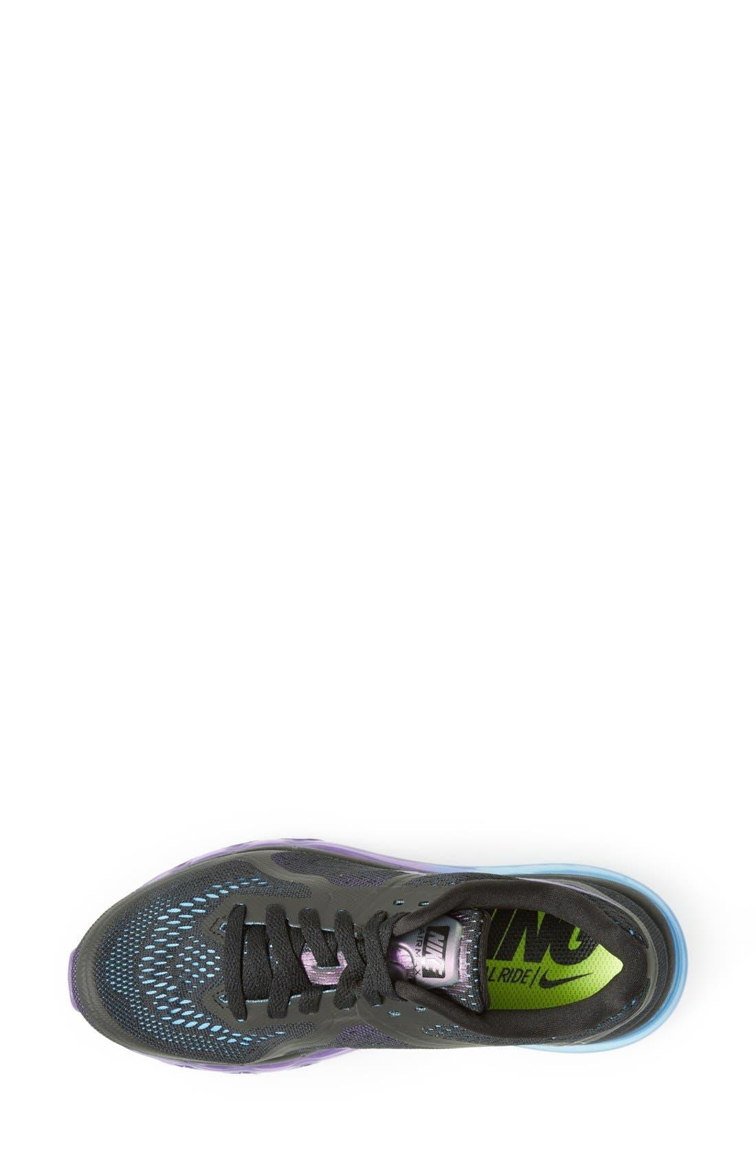 NIKE, 'Air Max 2014' Running Shoe, Alternate thumbnail 3, color, 005