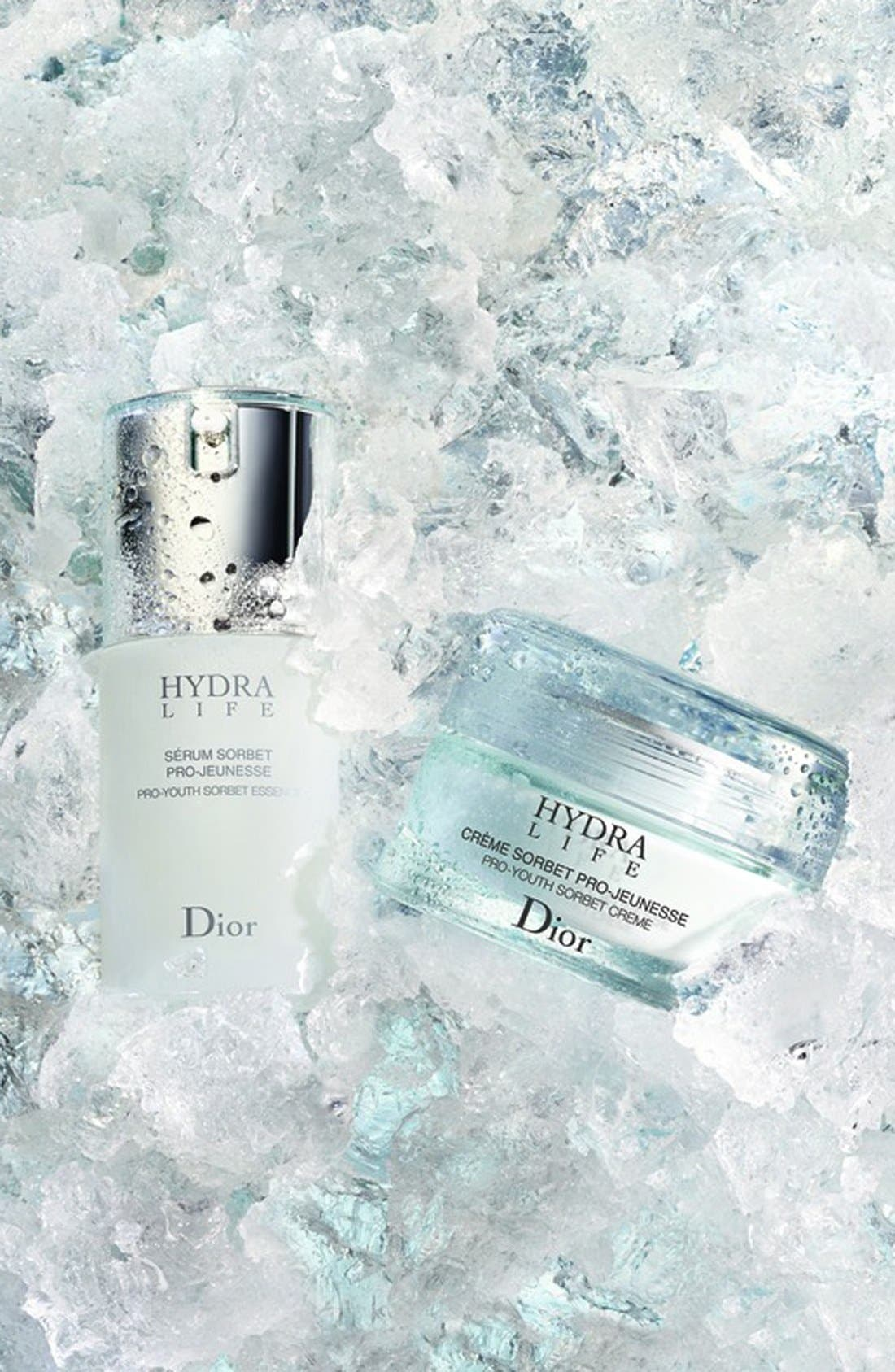 DIOR, Hydra Life Jelly Sleeping Mask, Alternate thumbnail 5, color, NO COLOR
