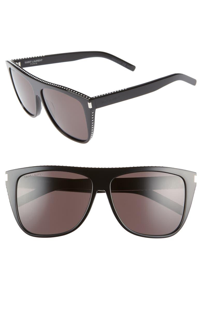 2baf08db8a Saint Laurent 59mm Sunglasses