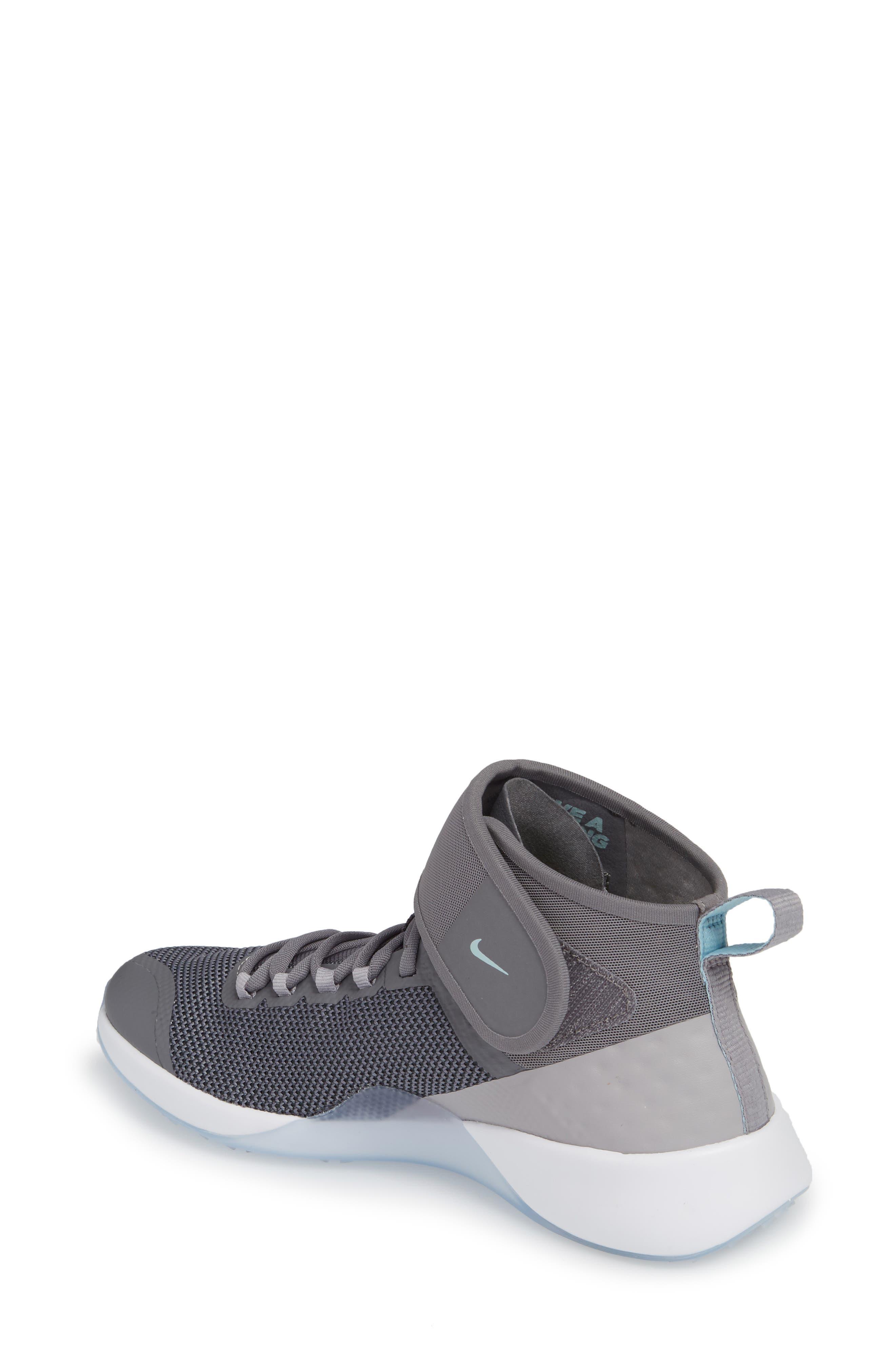 NIKE, NikeLab Air Zoom Strong 2 Training Shoe, Alternate thumbnail 2, color, 025