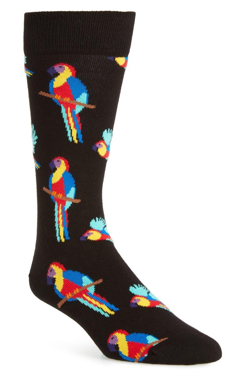 Happy Socks Socks PARROT SOCKS