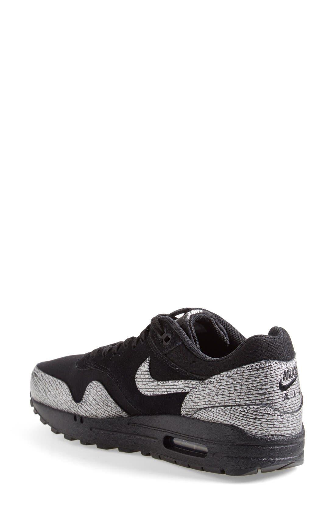 NIKE, 'Air Max 1 Vintage' Sneakers, Alternate thumbnail 2, color, 005