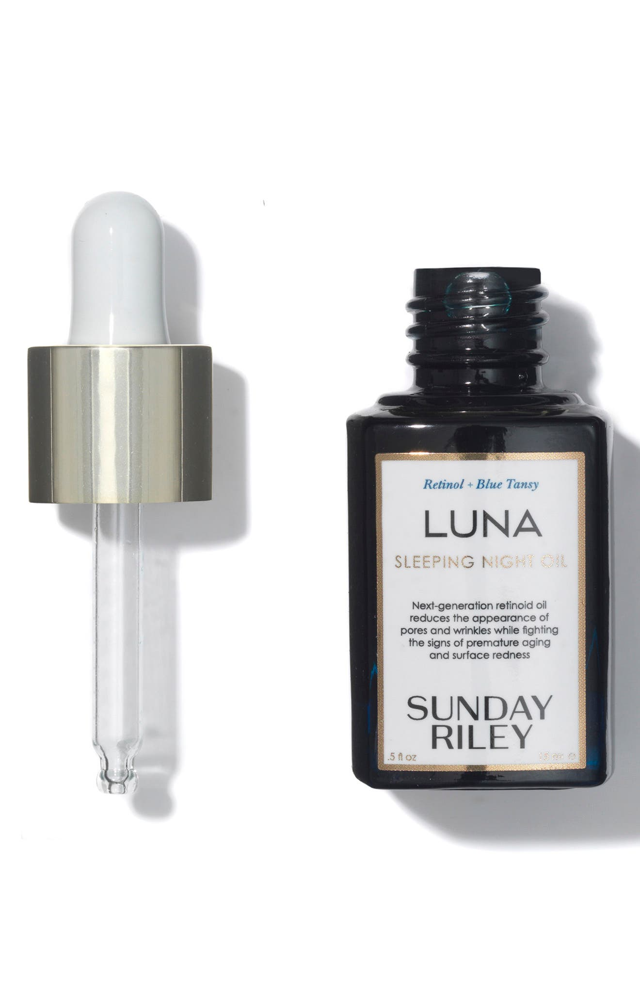 SUNDAY RILEY, SPACE.NK.apothecary Sunday Riley Power Couple Kit, Alternate thumbnail 5, color, NO COLOR