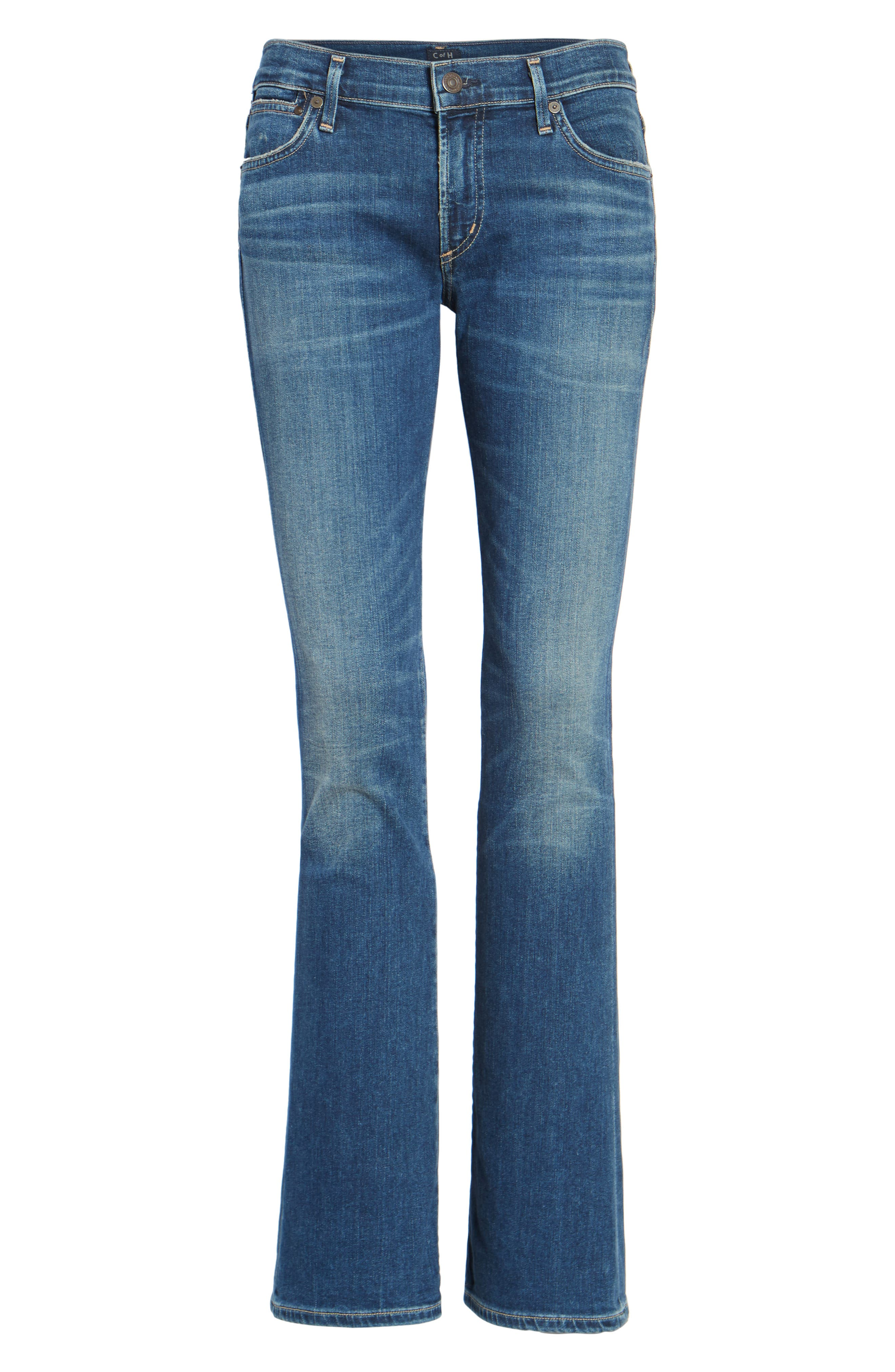 CITIZENS OF HUMANITY, 'Emannuelle' Bootcut Jeans, Main thumbnail 1, color, MODERN LOVE