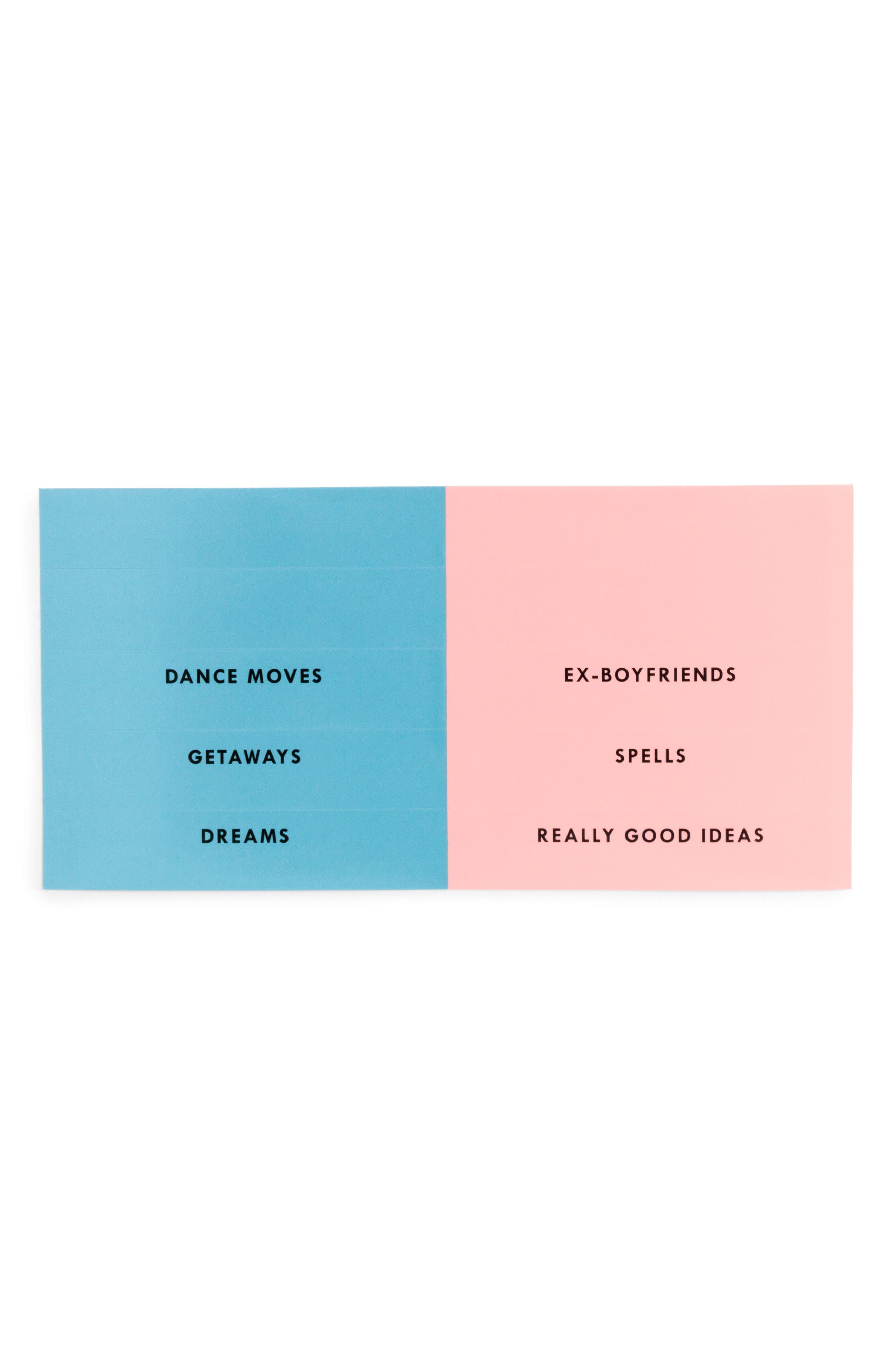 BAN.DO, Rose Parade Set of 6 File Folders, Alternate thumbnail 2, color, 650