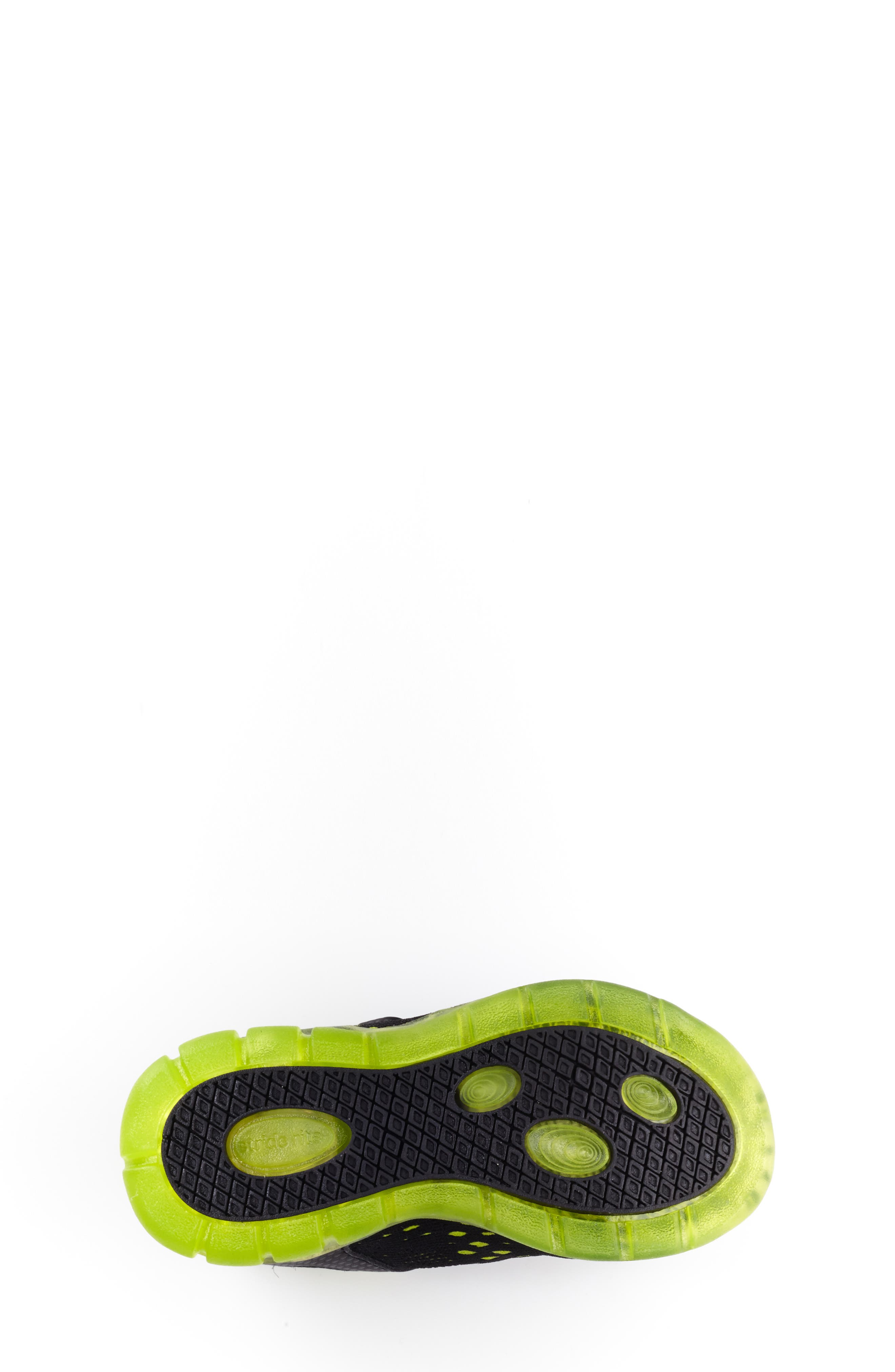 STRIDE RITE, Made2Play<sup>®</sup> Neo Light-Up Sneaker, Alternate thumbnail 5, color, 002