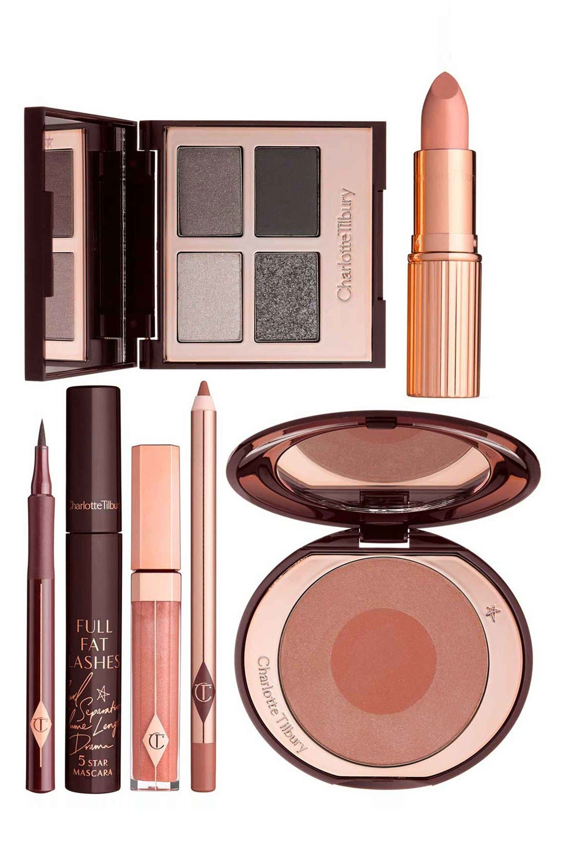 CHARLOTTE TILBURY, The Rock Chick Look Set, Main thumbnail 1, color, NO COLOR