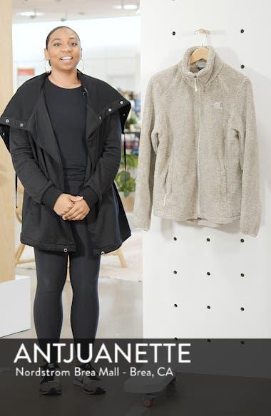 Osito 2 Stripe Fleece Jacket, sales video thumbnail