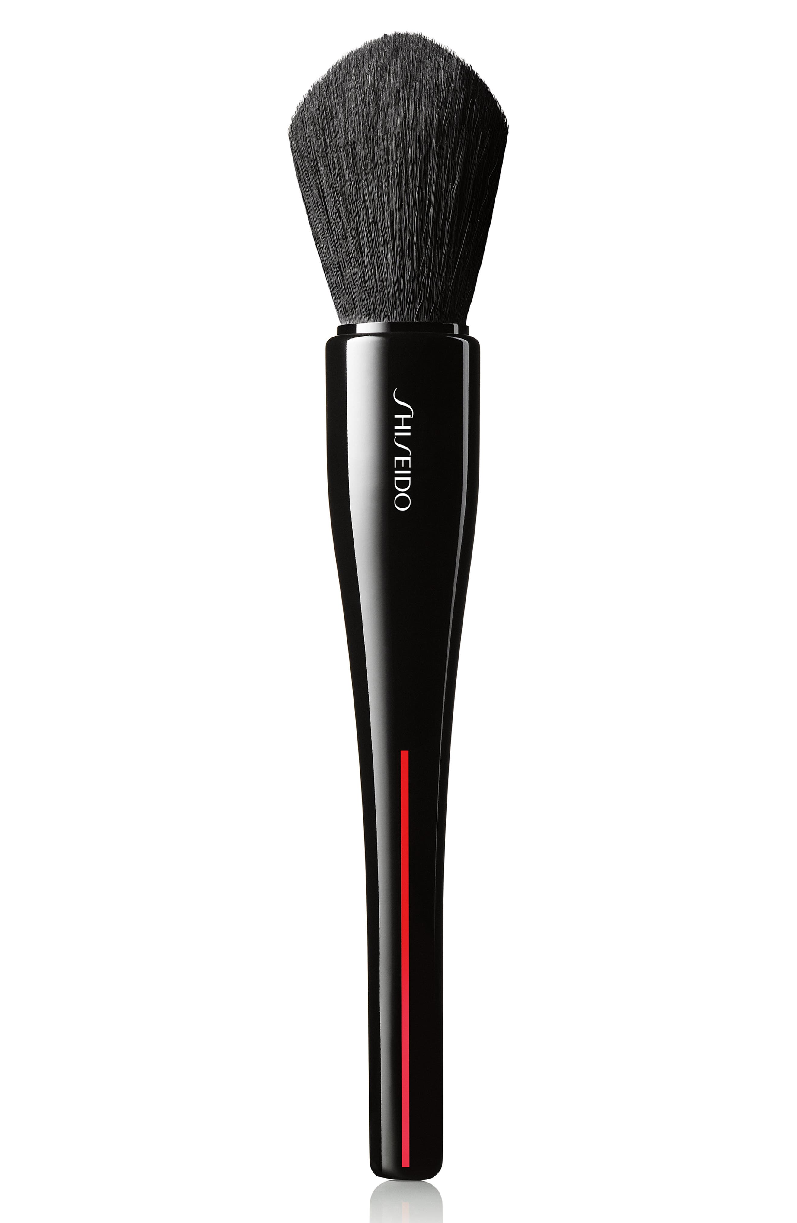 SHISEIDO, Maru Fude Multiuse Face Brush, Main thumbnail 1, color, NO COLOR