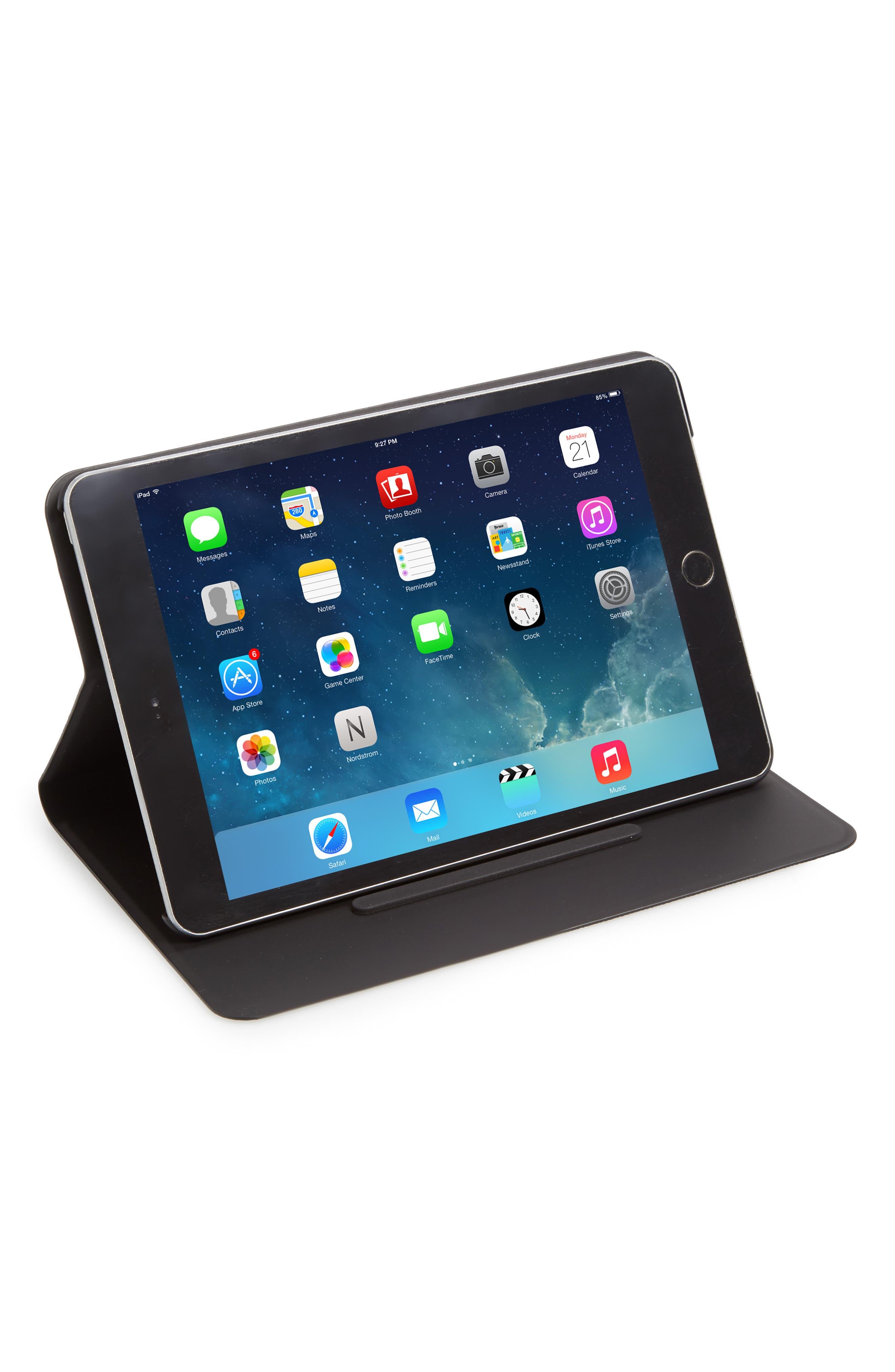 KATE SPADE NEW YORK, monster eyes iPad Mini Air 4 case, Alternate thumbnail 2, color, 001