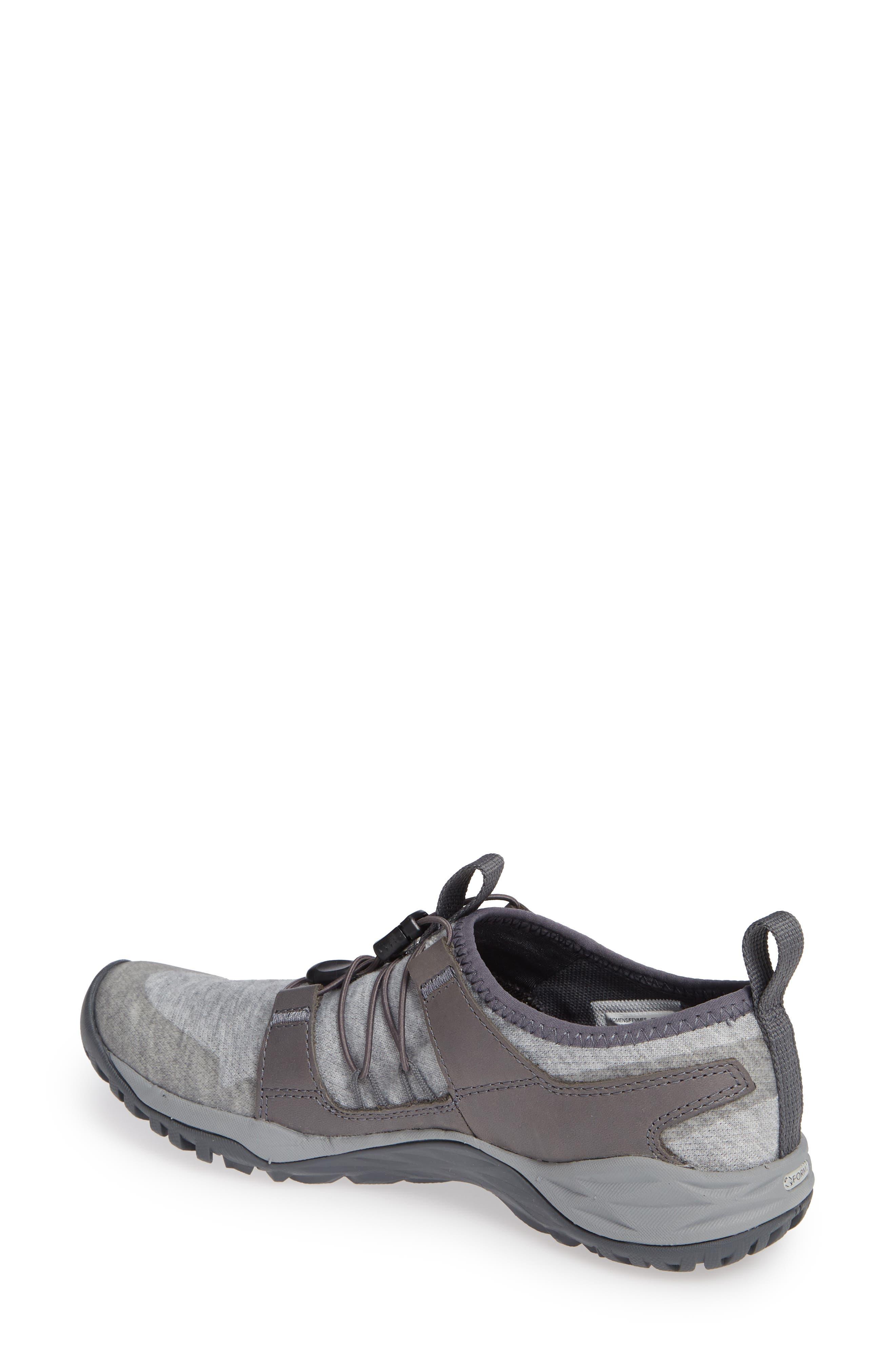 MERRELL, Siren Guided Knit Q2 Sneaker, Alternate thumbnail 2, color, 050
