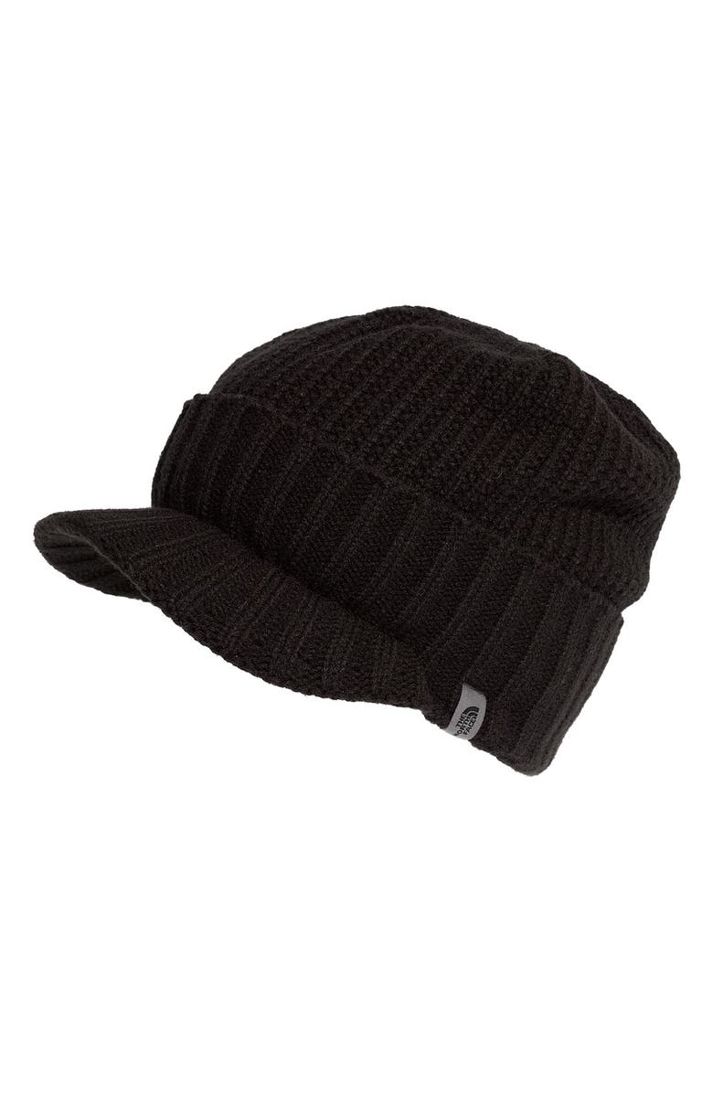 7de3aaef3a3 The North Face  GTO  Rib Knit Visor Beanie (Men)