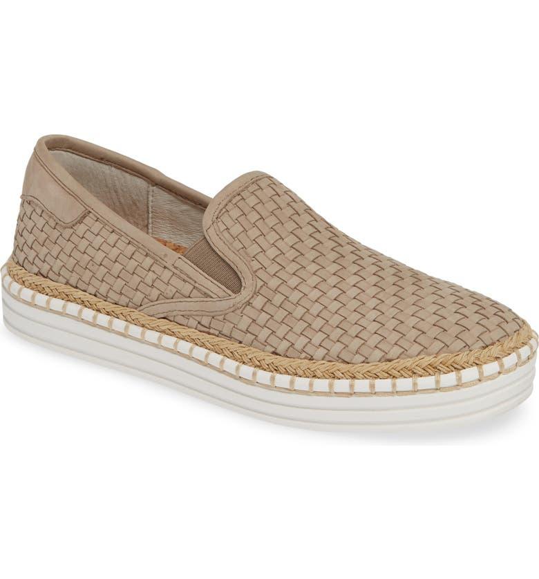 Jslides Sneakers KELLY WOVEN SLIP-ON SNEAKER