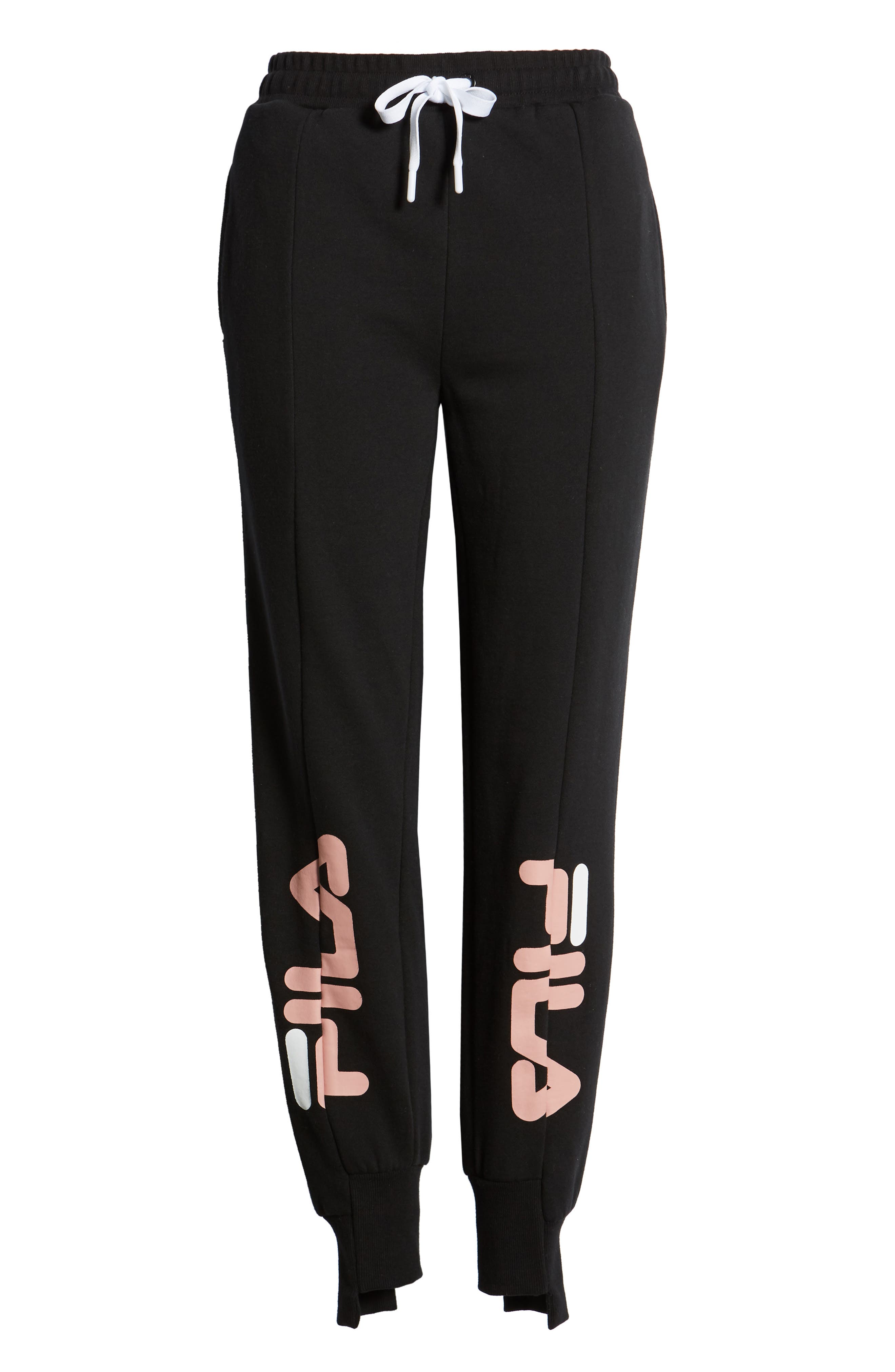 FILA, Alessia Reconstructed Joggers, Alternate thumbnail 7, color, 002