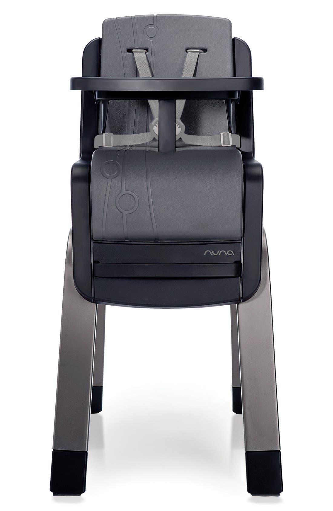 NUNA 'ZAAZ<sup>™</sup>' Highchair, Main, color, PEWTER