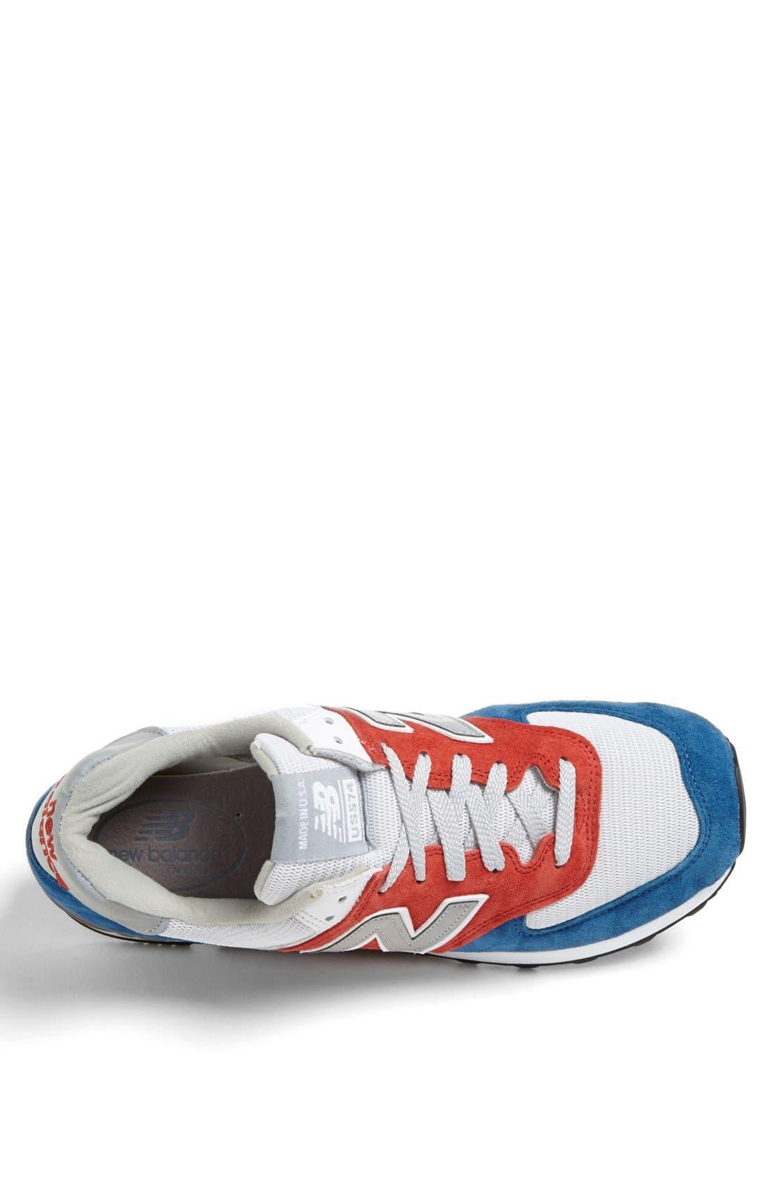 NEW BALANCE, '574' Sneaker, Alternate thumbnail 2, color, 030
