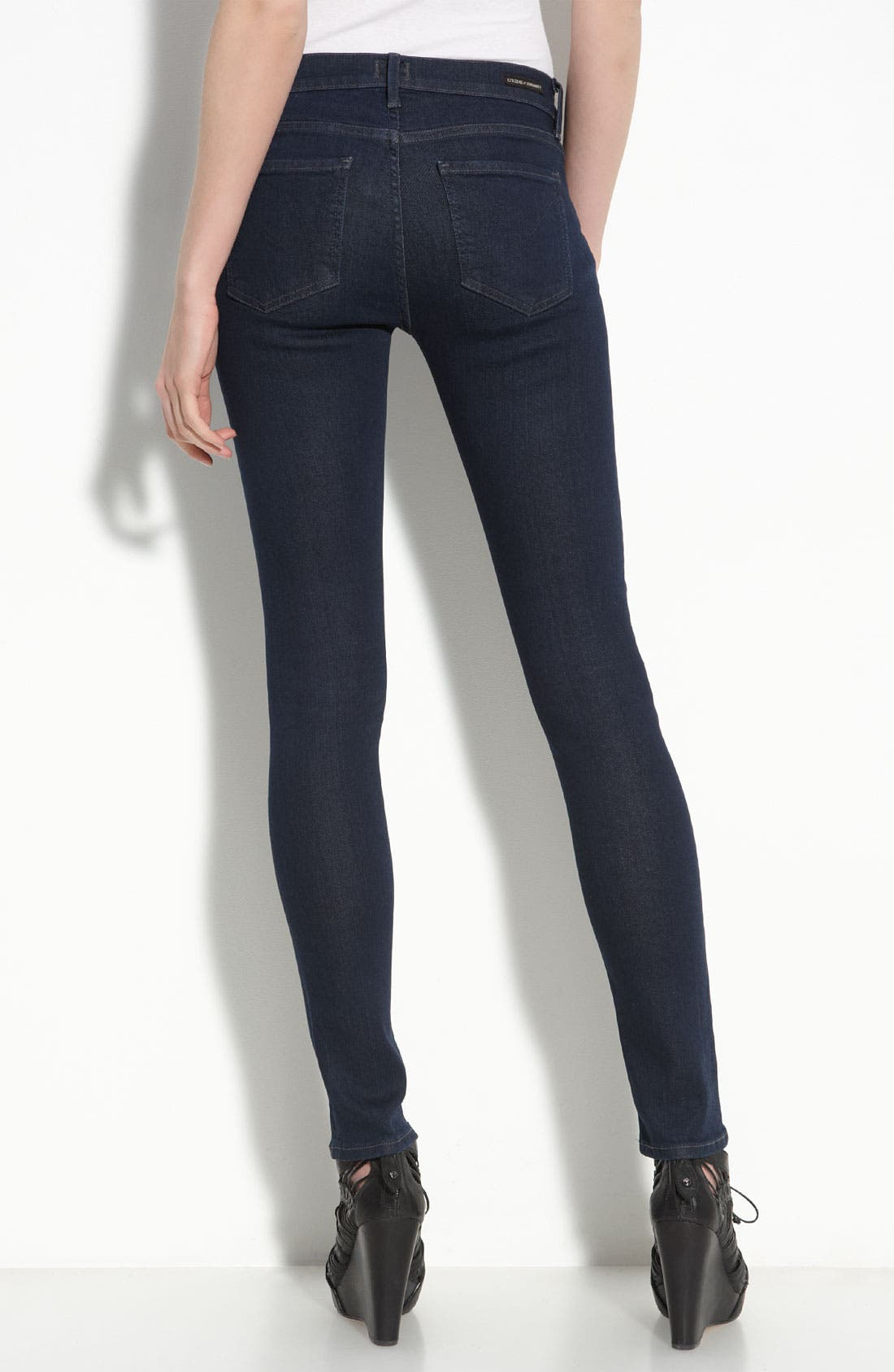 CITIZENS OF HUMANITY Skinny Jeans, Main, color, 428