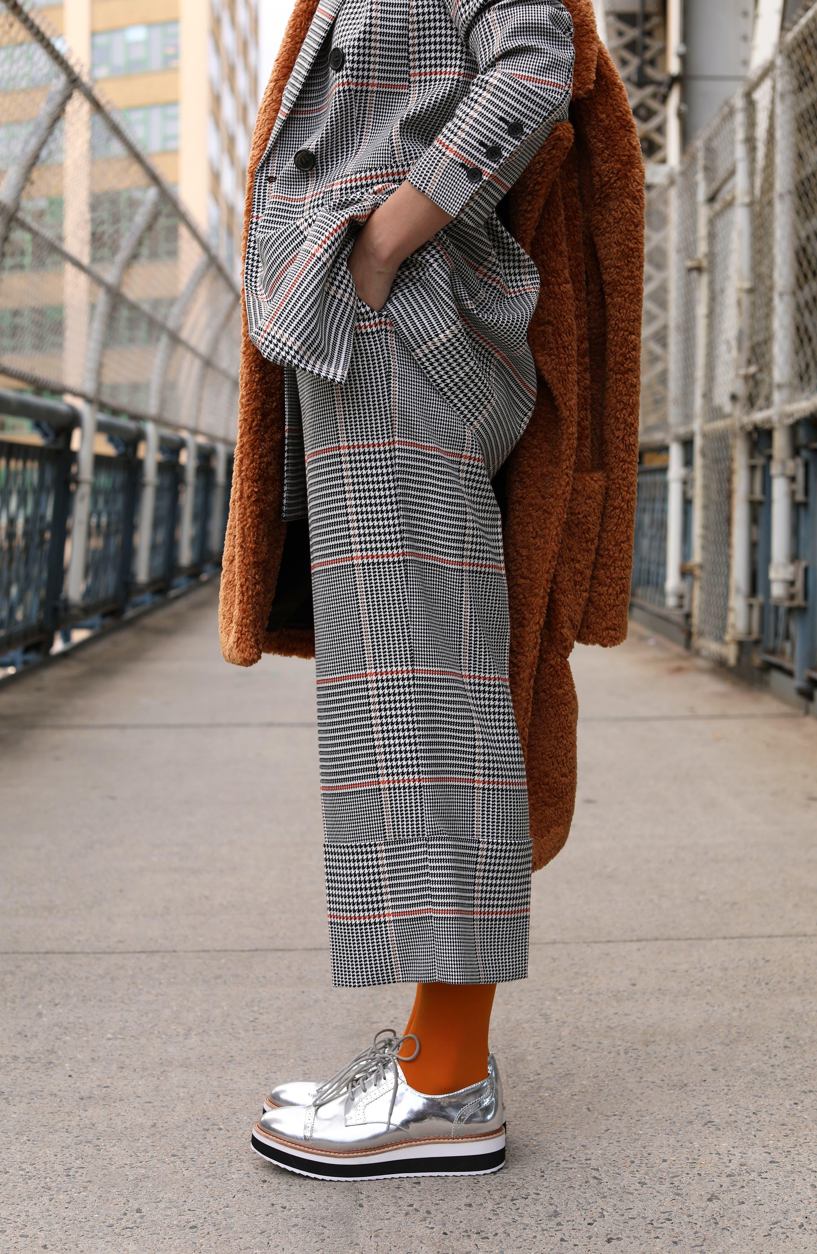 HALOGEN<SUP>®</SUP>, x Atlantic-Pacific Faux Fur Coat, Alternate thumbnail 8, color, 219