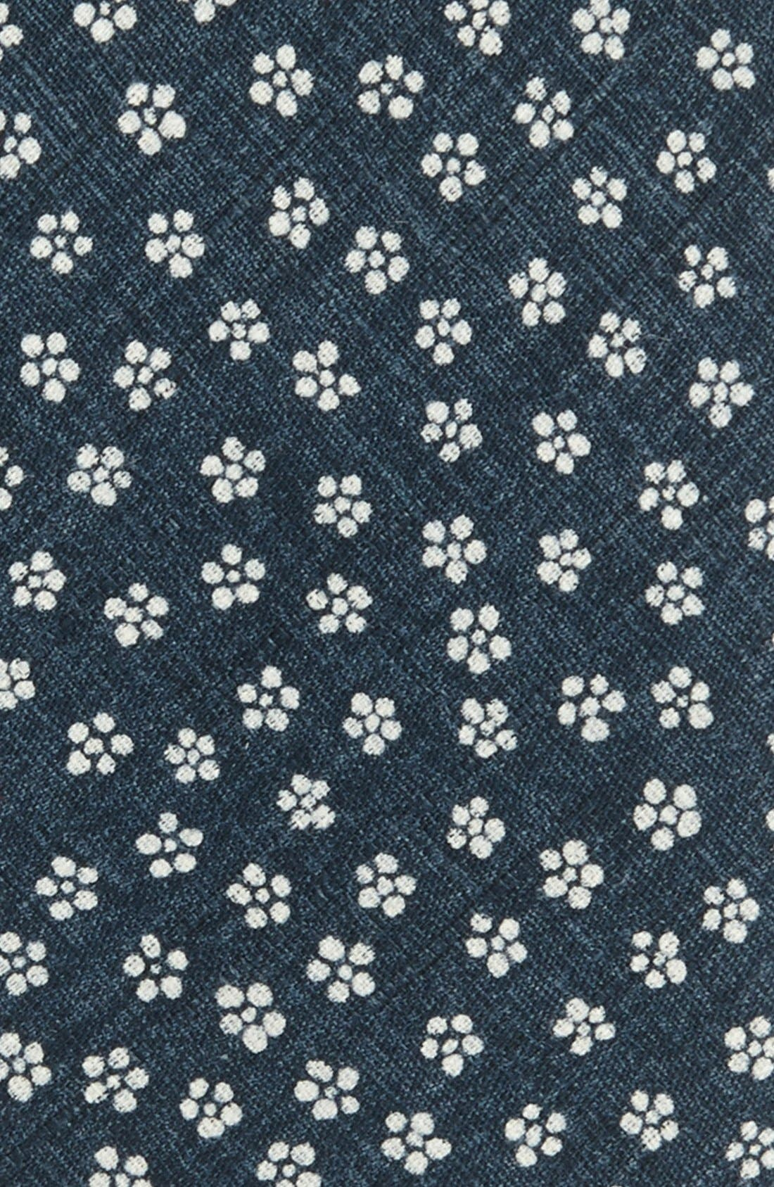 ROBERT STEWART, Woven Tie, Alternate thumbnail 2, color, 400