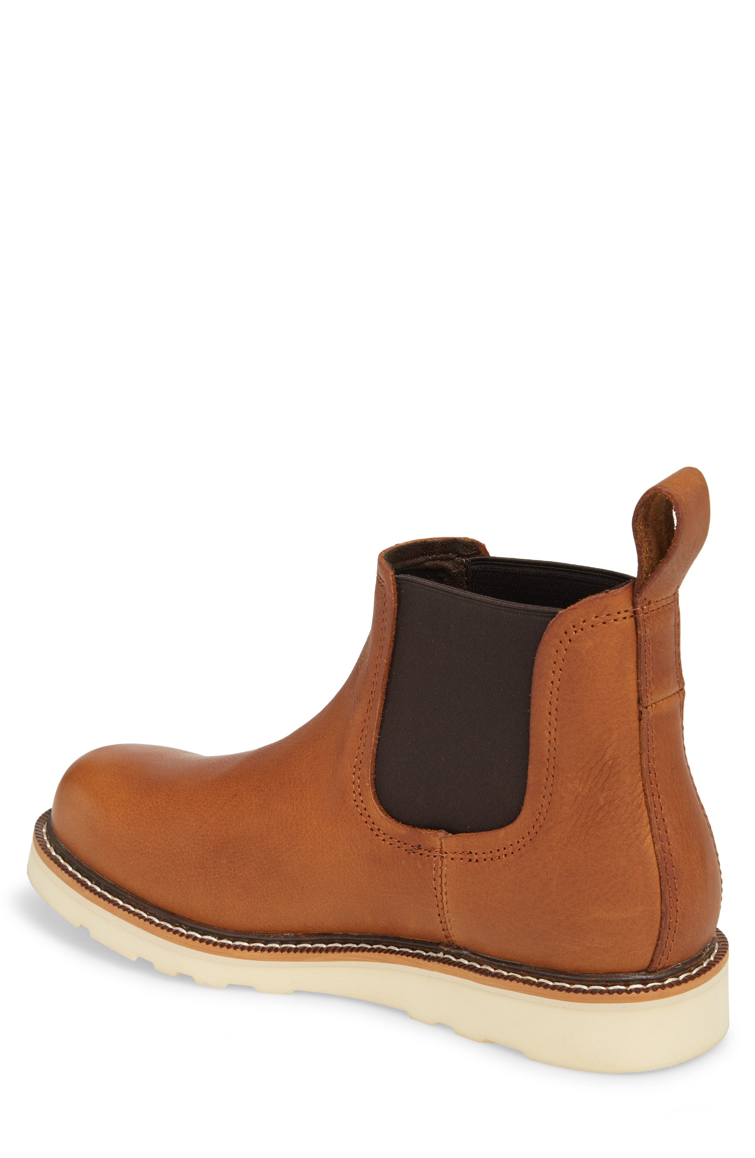 ARIAT, Rambler Recon Mid Chelsea Boot, Alternate thumbnail 2, color, GOLDEN GRIZZLY