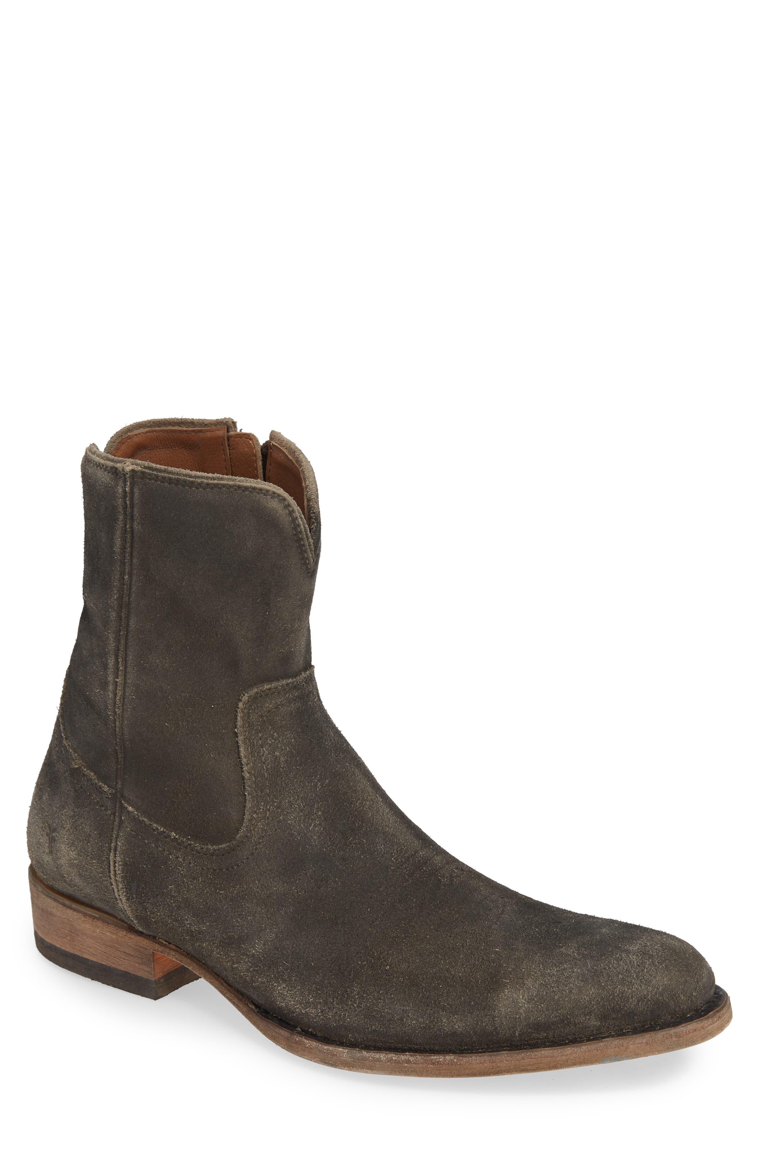 Frye Austin Zip Boot